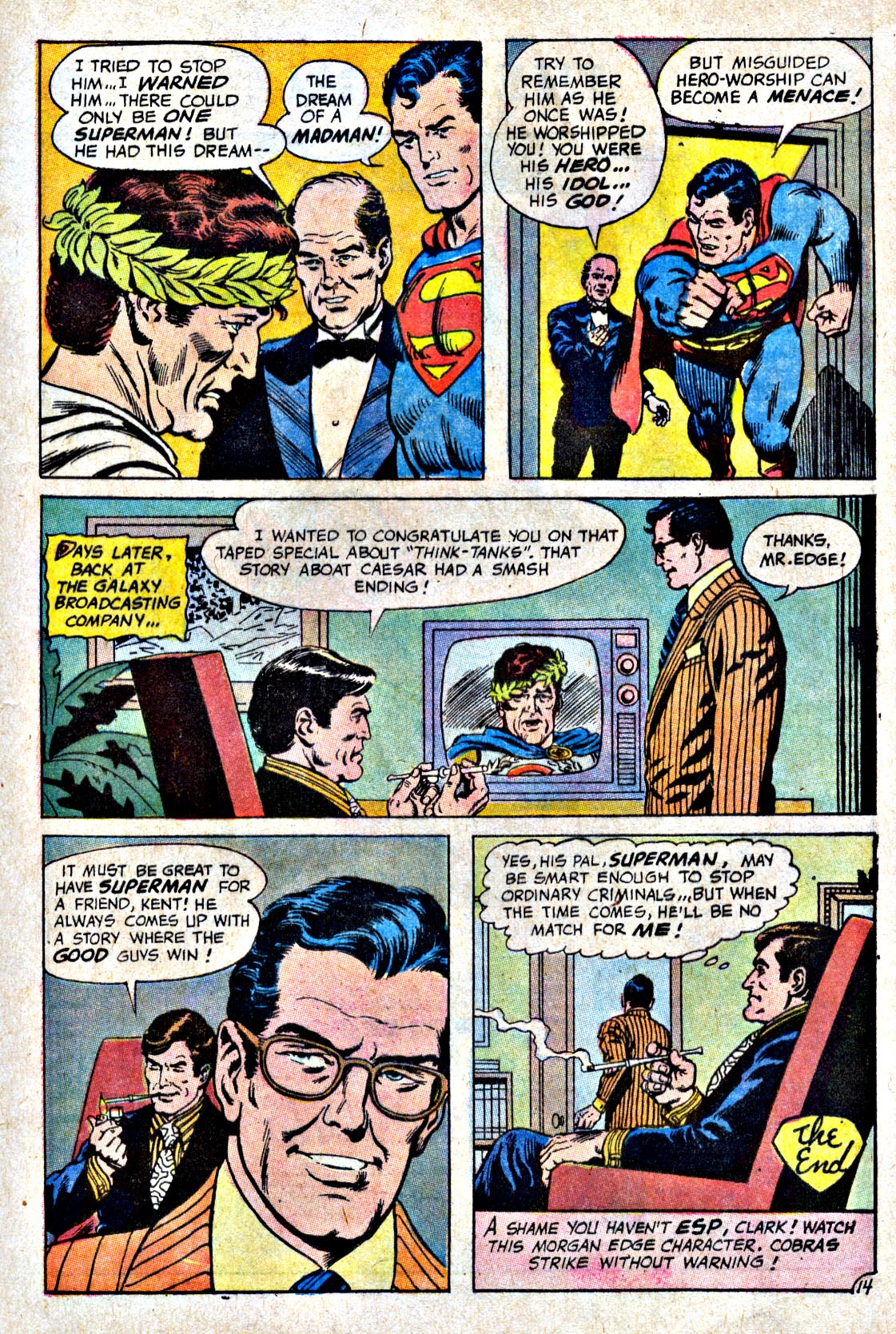 Read online Action Comics (1938) comic -  Issue #404 - 16