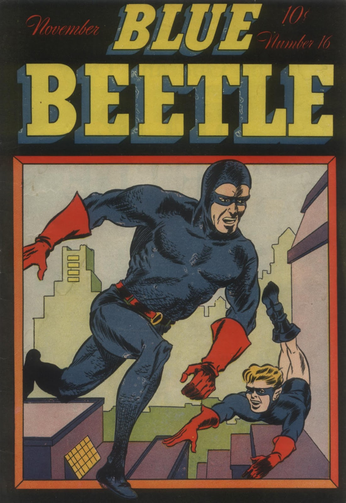 The Blue Beetle issue 16 - Page 1