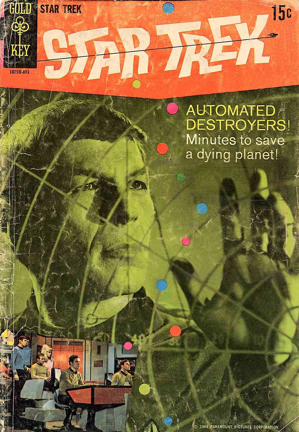Star Trek (1967) issue 3 - Page 1