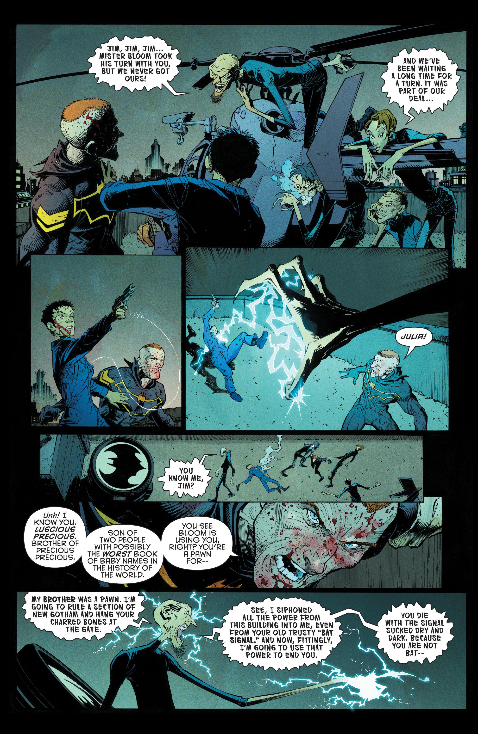 Read online Batman (2011) comic -  Issue # _TPB 9 - 98
