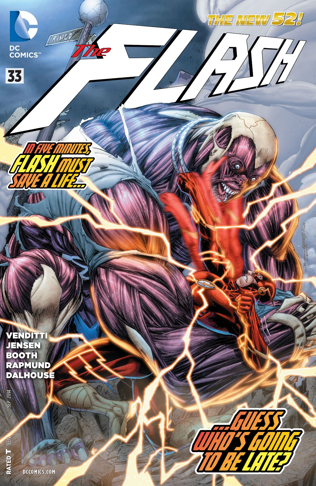 Read online The Flash (2011) comic -  Issue # _TPB 6 (Part 2) - 83