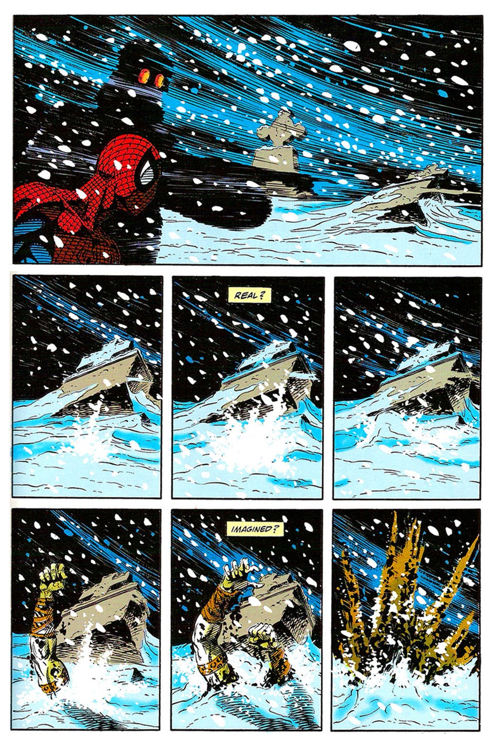 Read online The Amazing Spider-Man: Soul of the Hunter comic -  Issue # Full - 33