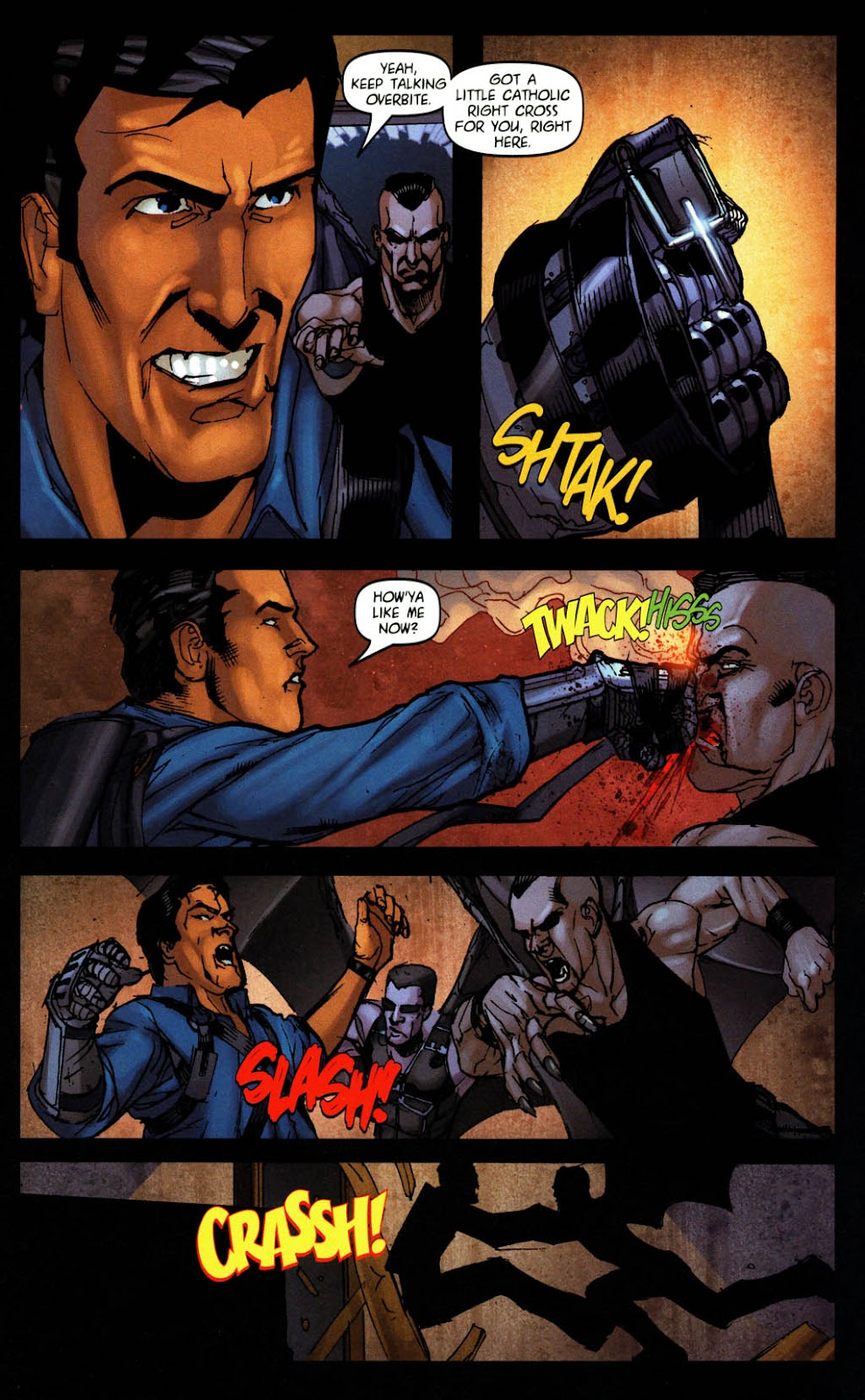 Army of Darkness (2006) Issue #9 #5 - English 11