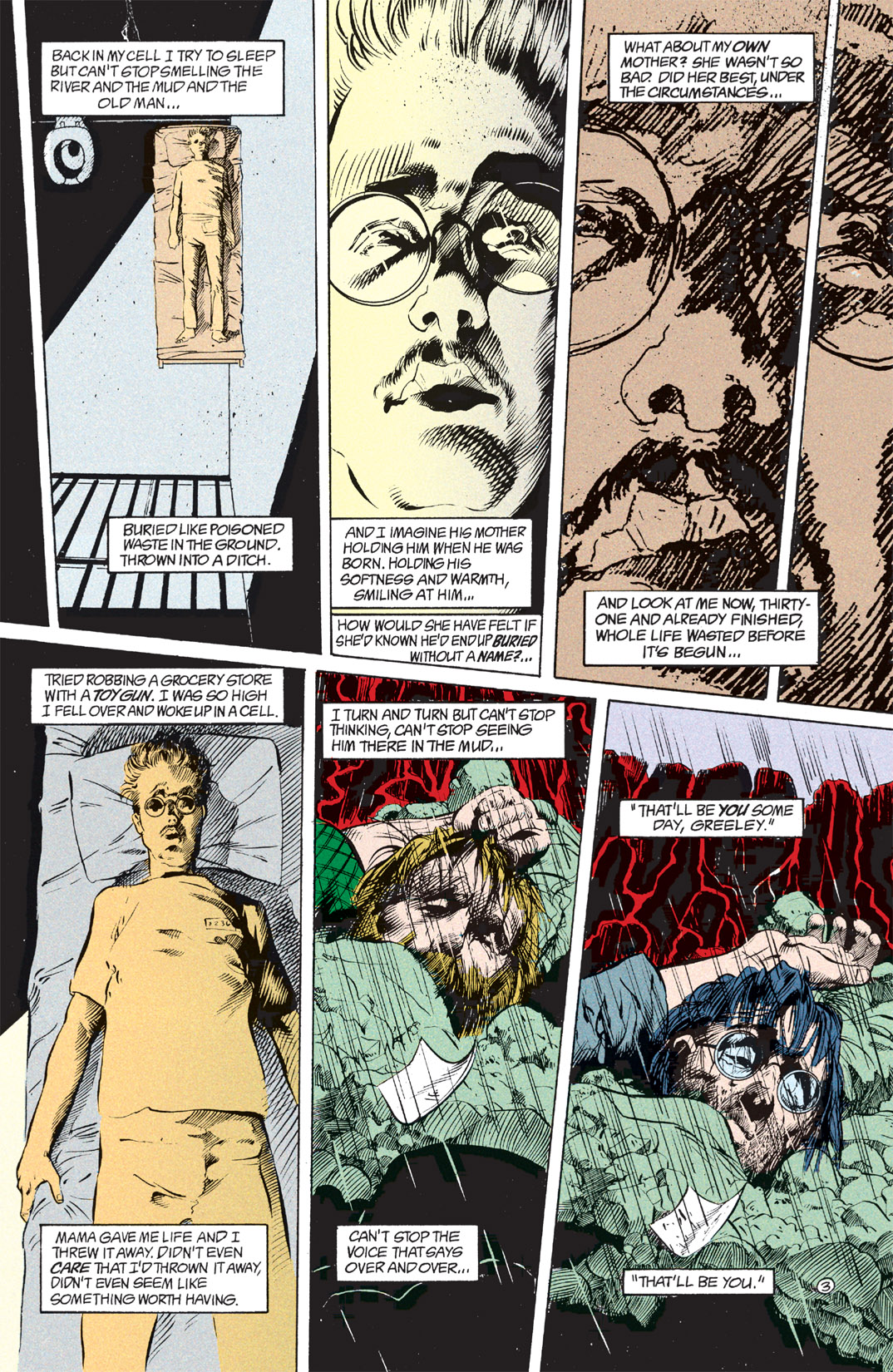 Read online Shade, the Changing Man comic -  Issue #7 - 4