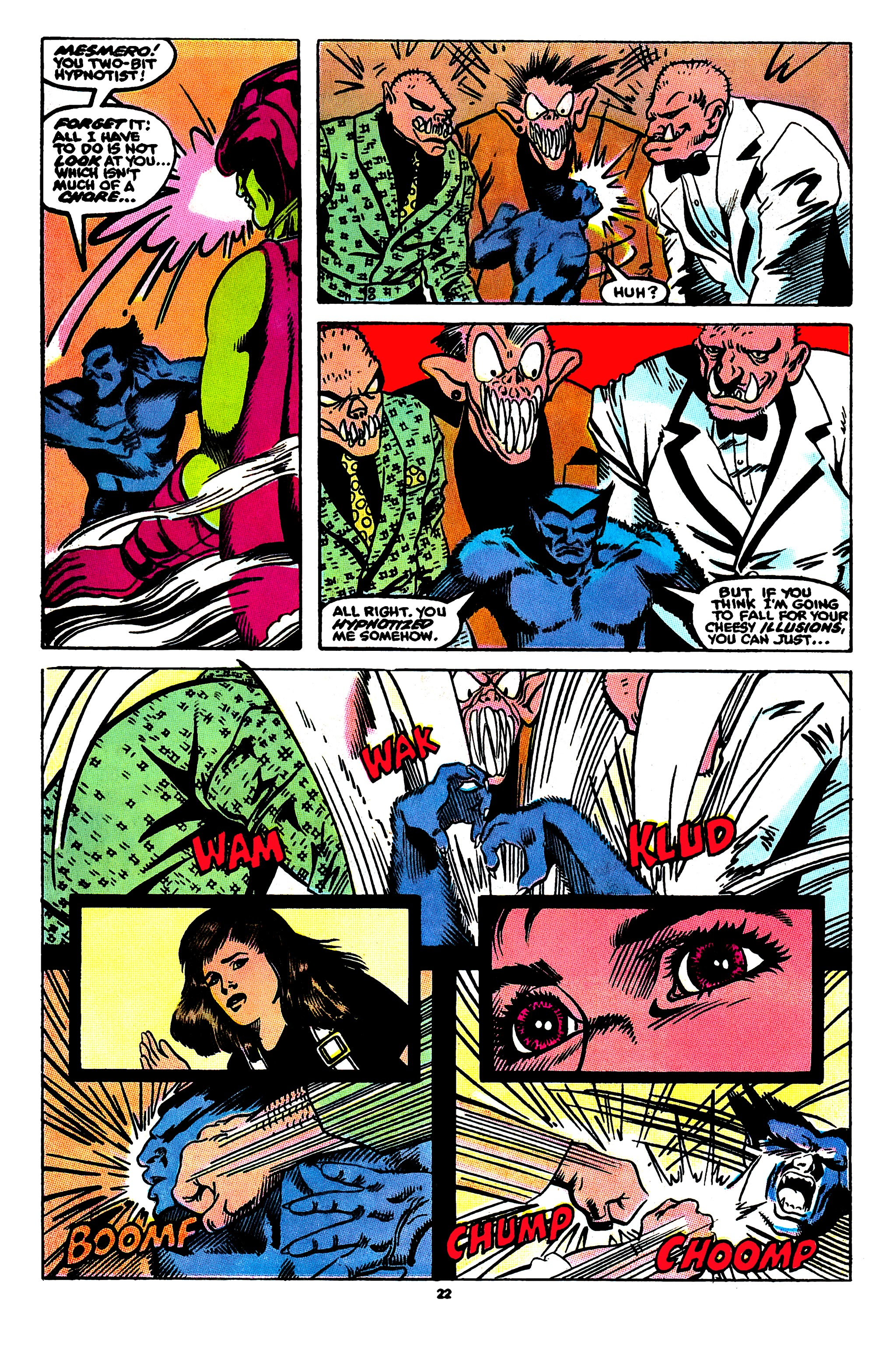 Read online X-Factor (1986) comic -  Issue #55 - 18