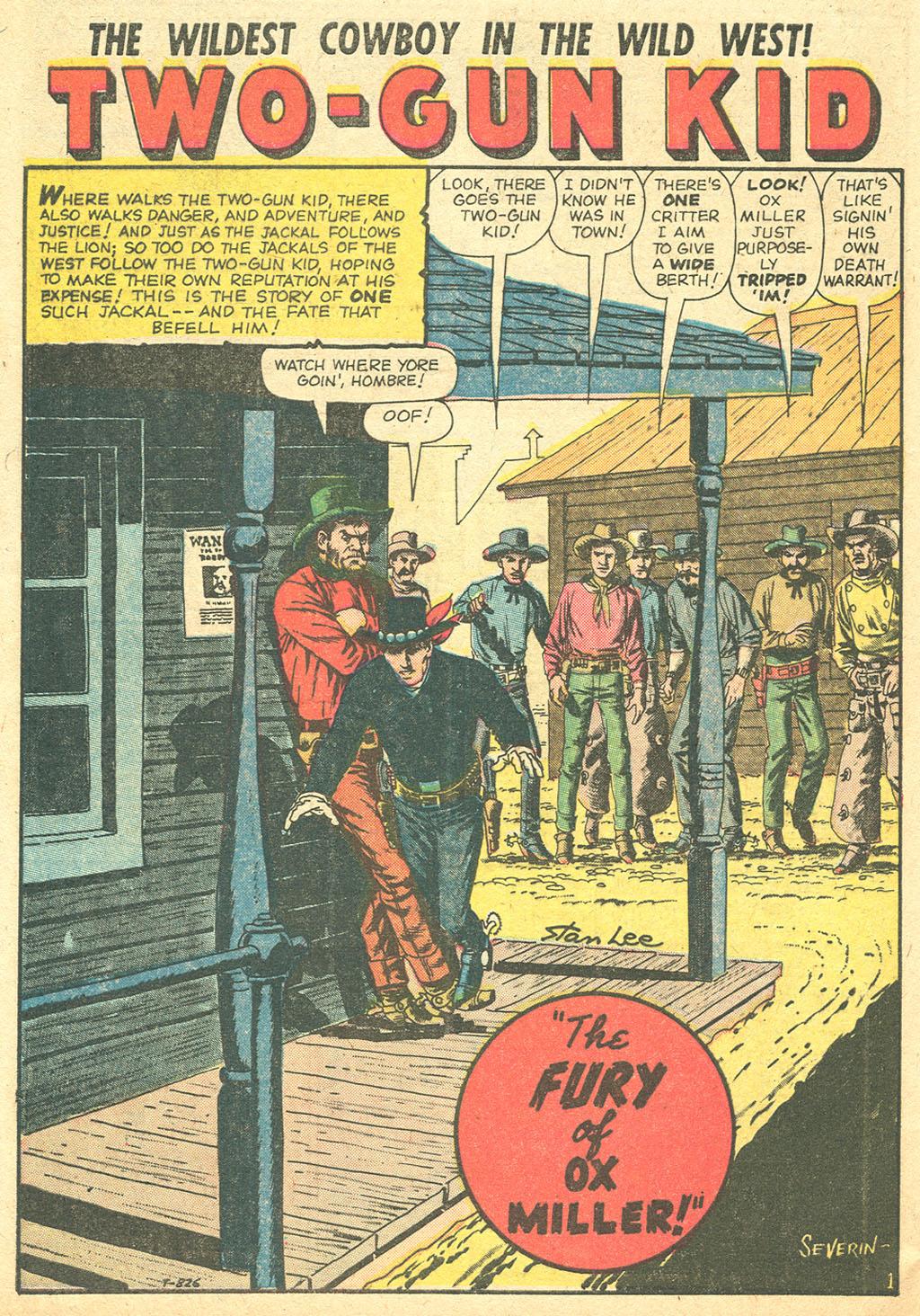 Read online Two-Gun Kid comic -  Issue #55 - 28