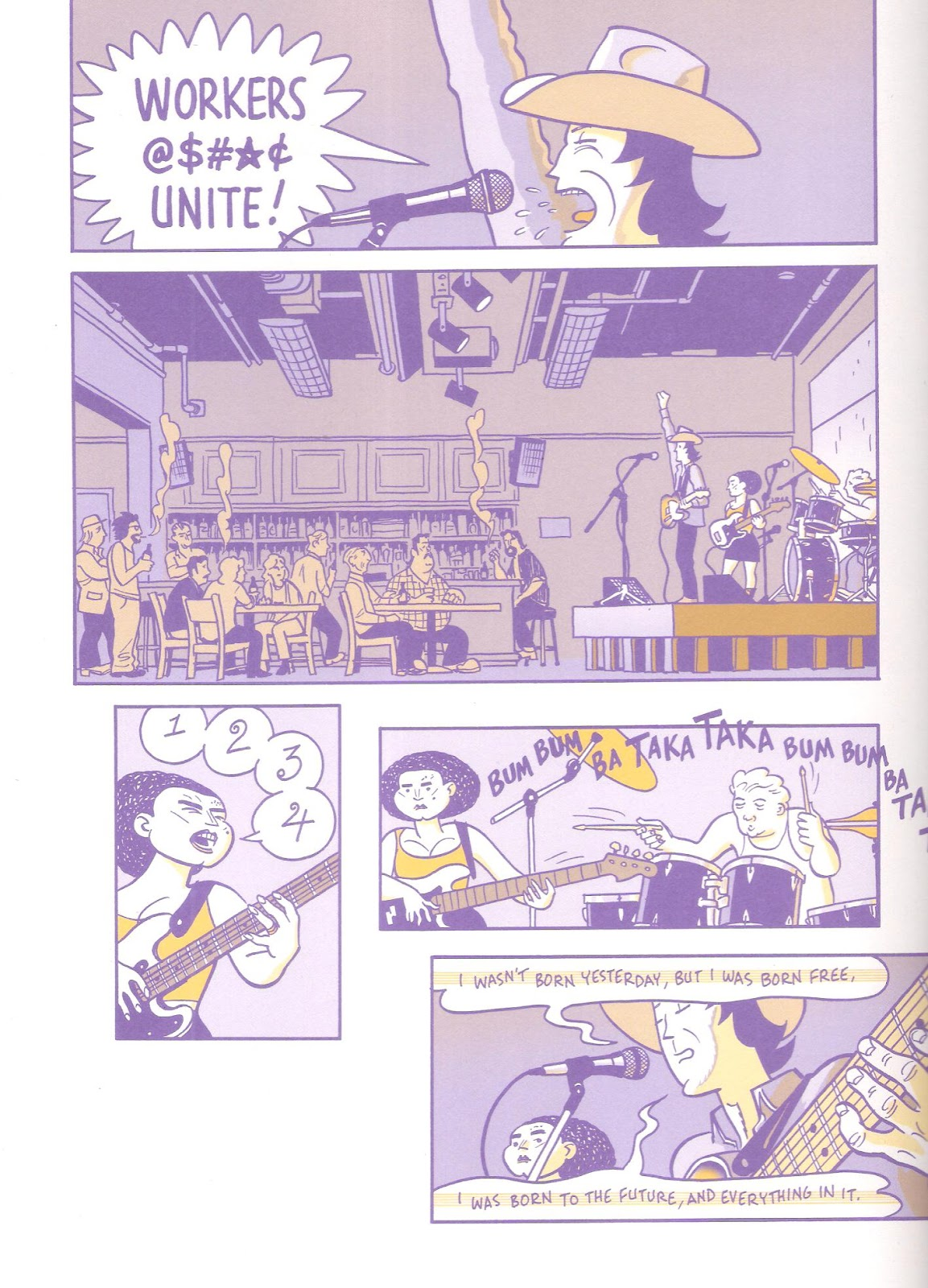 Read online Asterios Polyp comic -  Issue # TPB (Part 3) - 56
