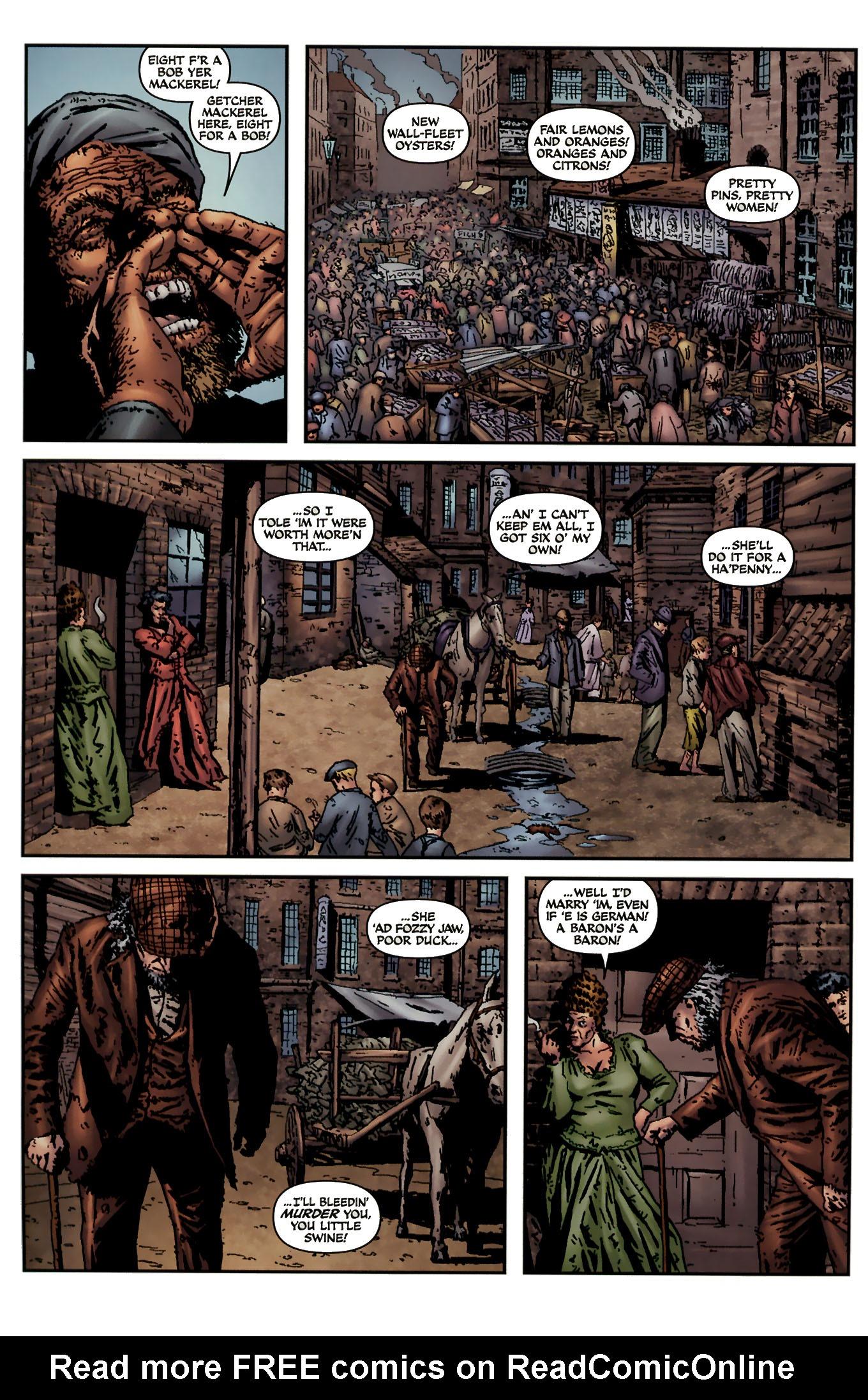 Read online Sherlock Holmes (2009) comic -  Issue #3 - 10