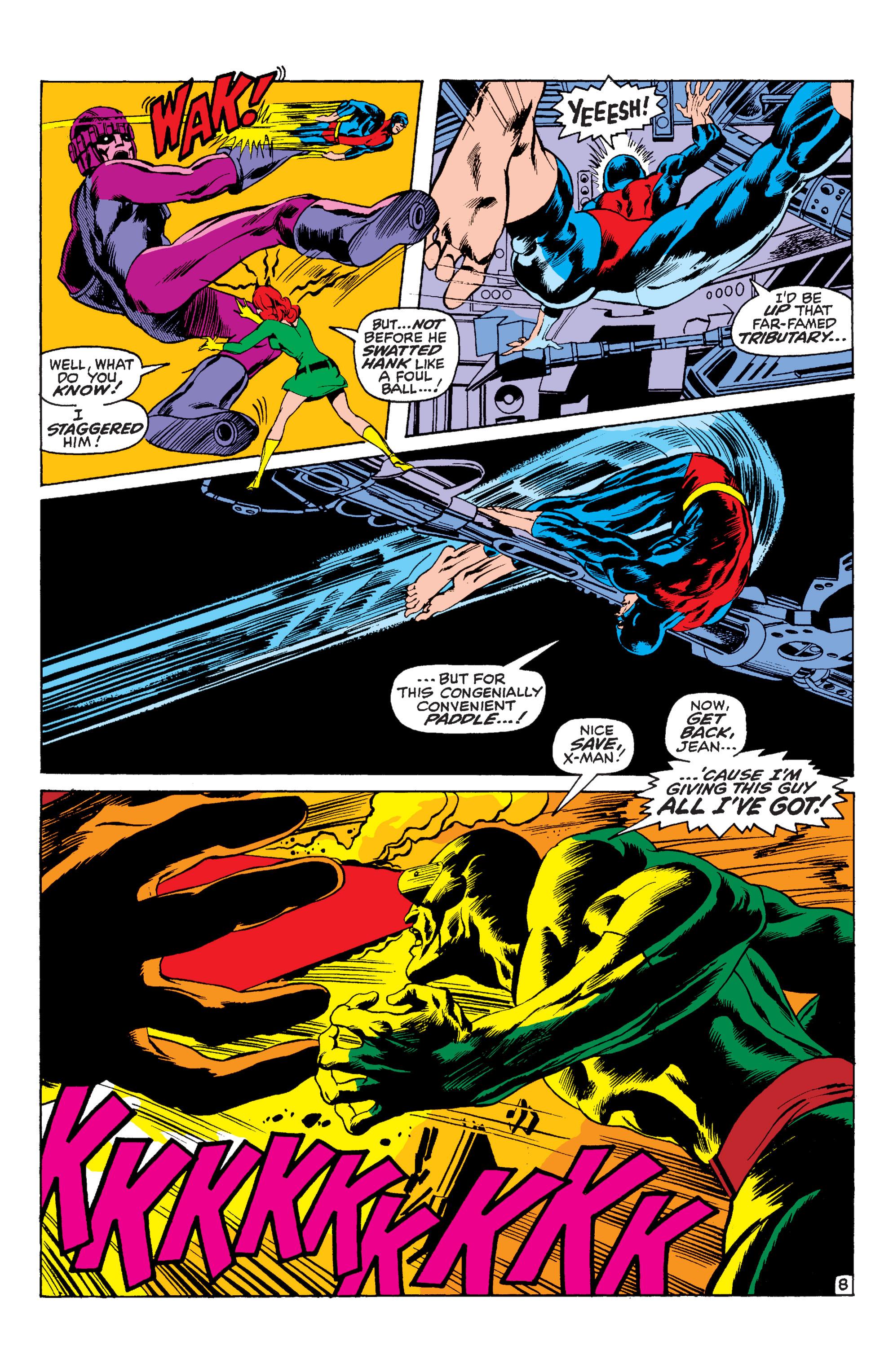 Read online Uncanny X-Men (1963) comic -  Issue #59 - 9