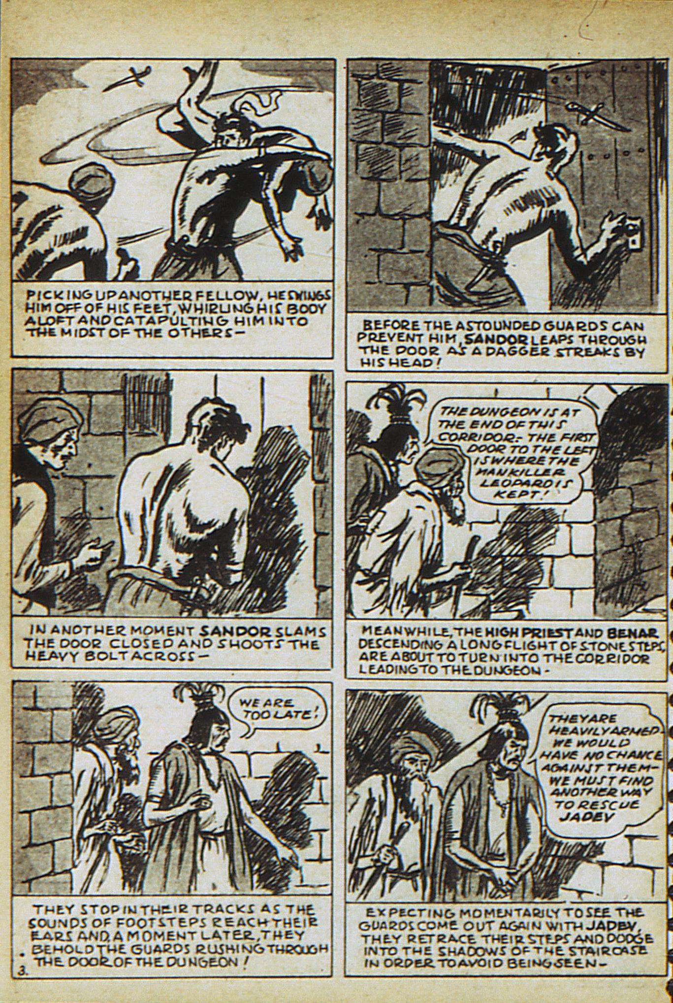 Read online Adventure Comics (1938) comic -  Issue #23 - 52