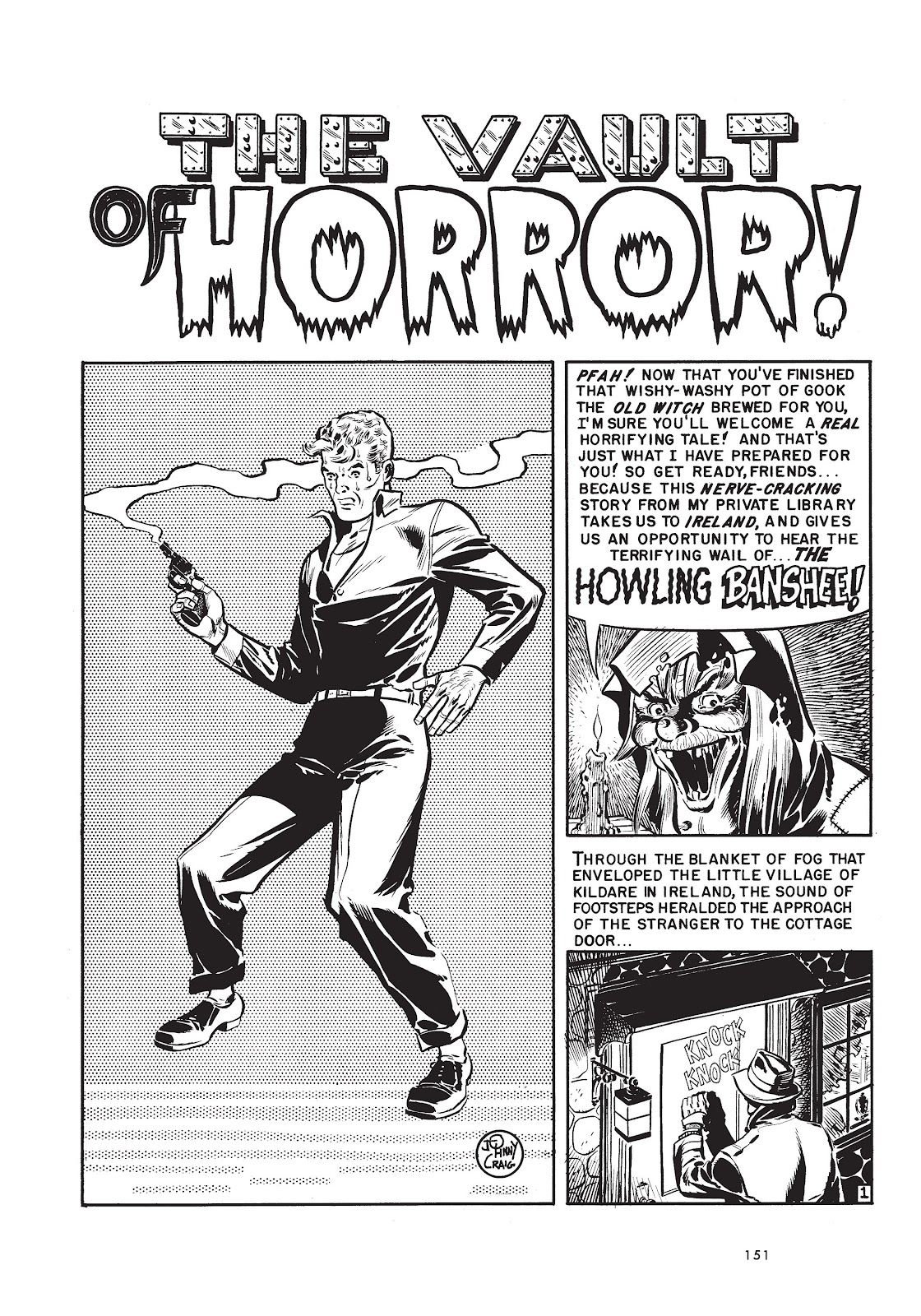 Read online Voodoo Vengeance and Other Stories comic -  Issue # TPB (Part 2) - 69