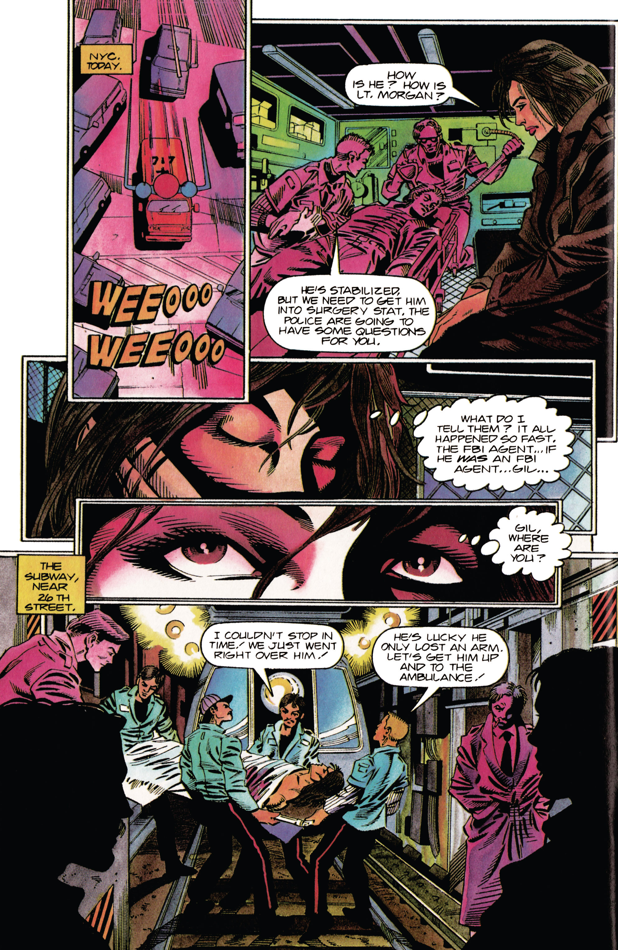 Read online Eternal Warrior (1992) comic -  Issue #35 - 6