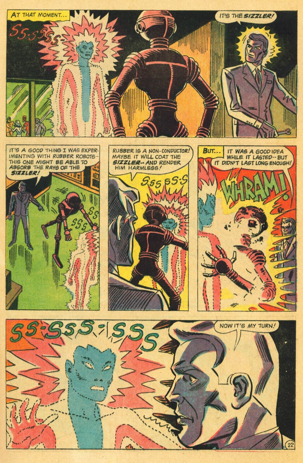 Metal Men (1963) issue 22 - Page 29