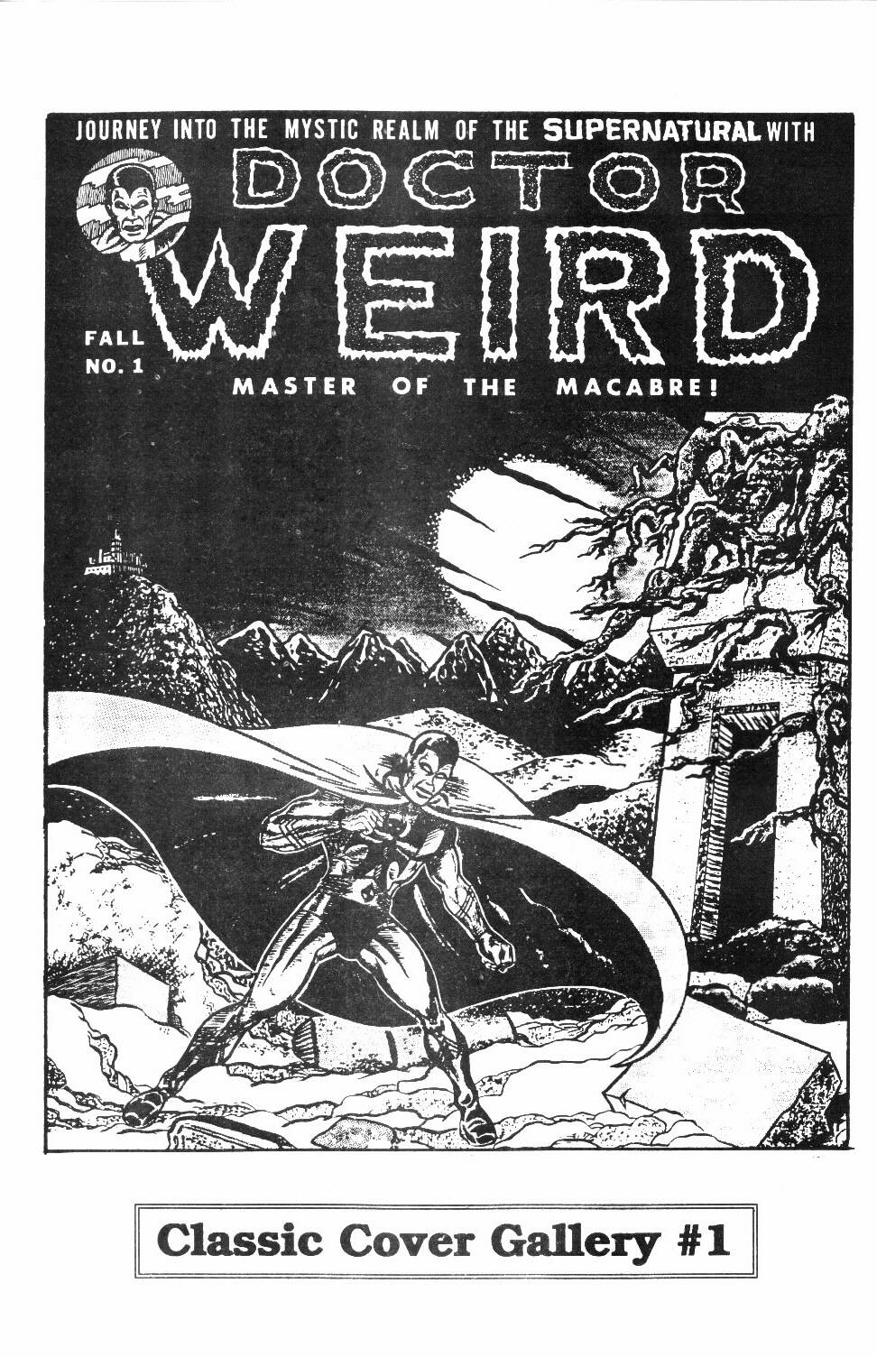 Read online Dr. Weird Special comic -  Issue # Full - 17