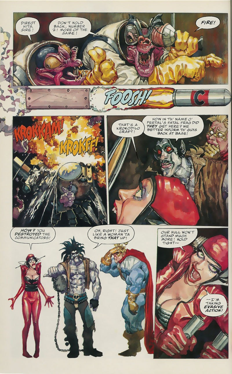 Lobo: Fragtastic Voyage issue Full - Page 27