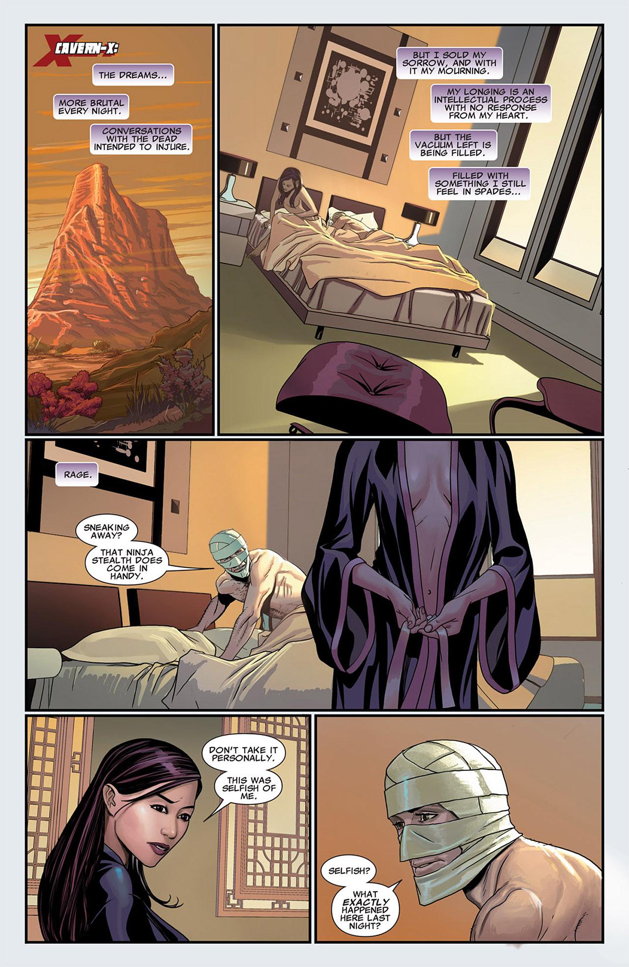 Uncanny X-Force (2010) #25 #27 - English 6