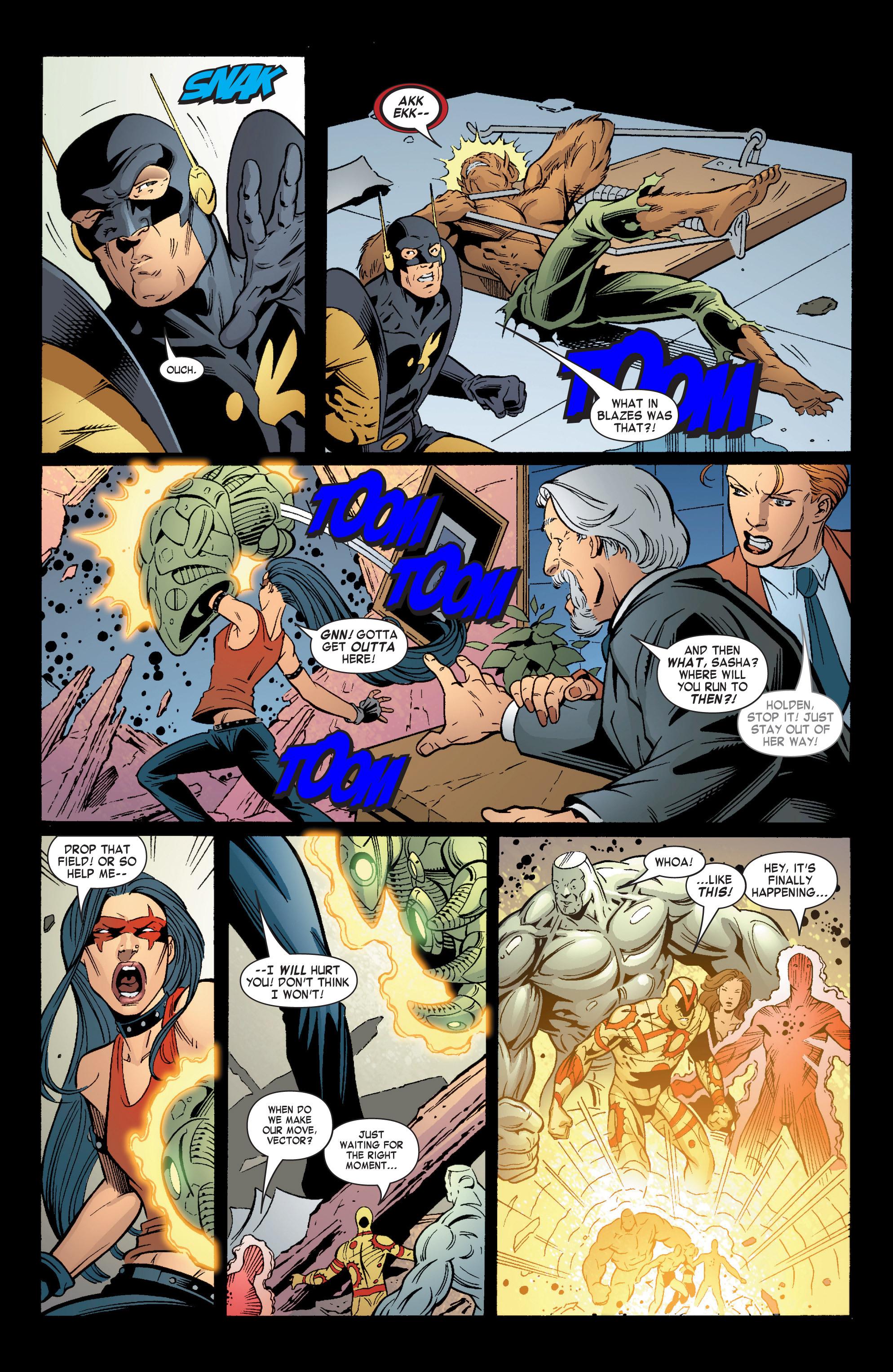 Read online She-Hulk (2004) comic -  Issue #6 - 16