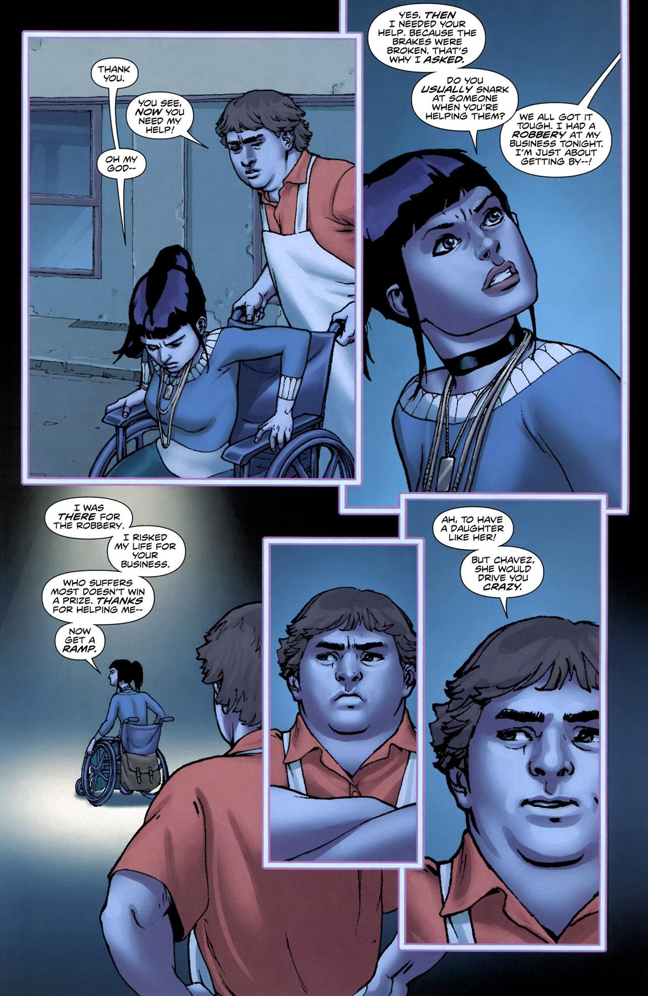 Read online Soldier Zero comic -  Issue #4 - 20
