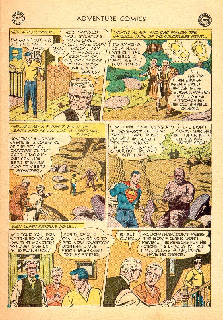 Read online Adventure Comics (1938) comic -  Issue #274 - 5