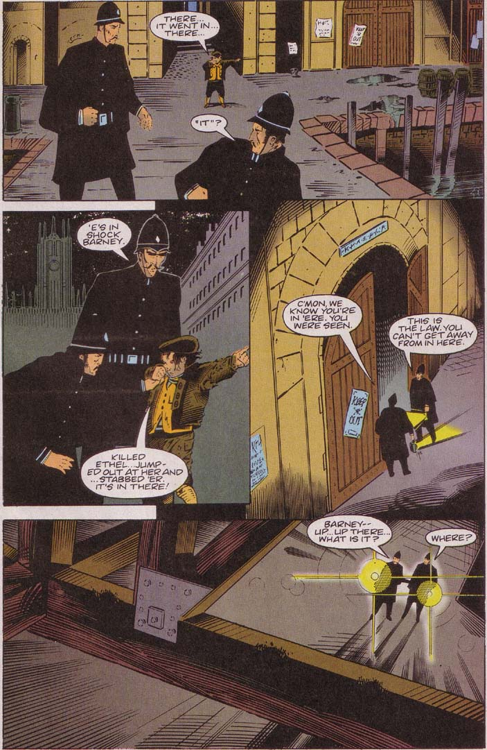 Read online Cyberspace 3000 comic -  Issue #3 - 21