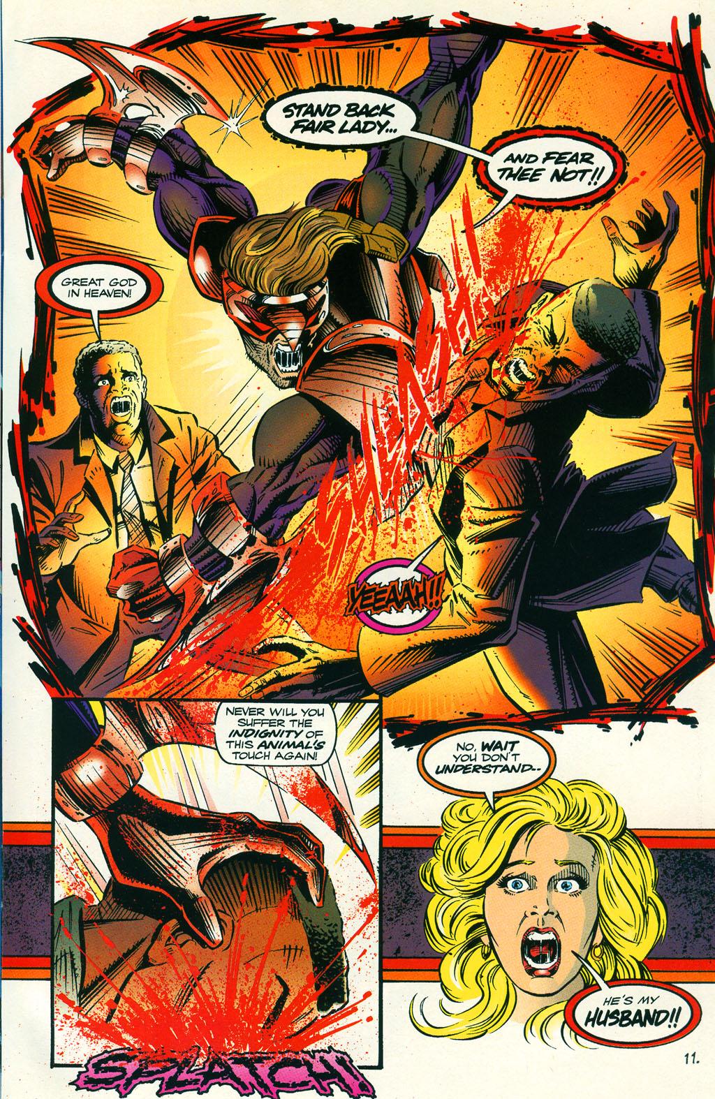Read online ShadowHawk comic -  Issue #5 - 15