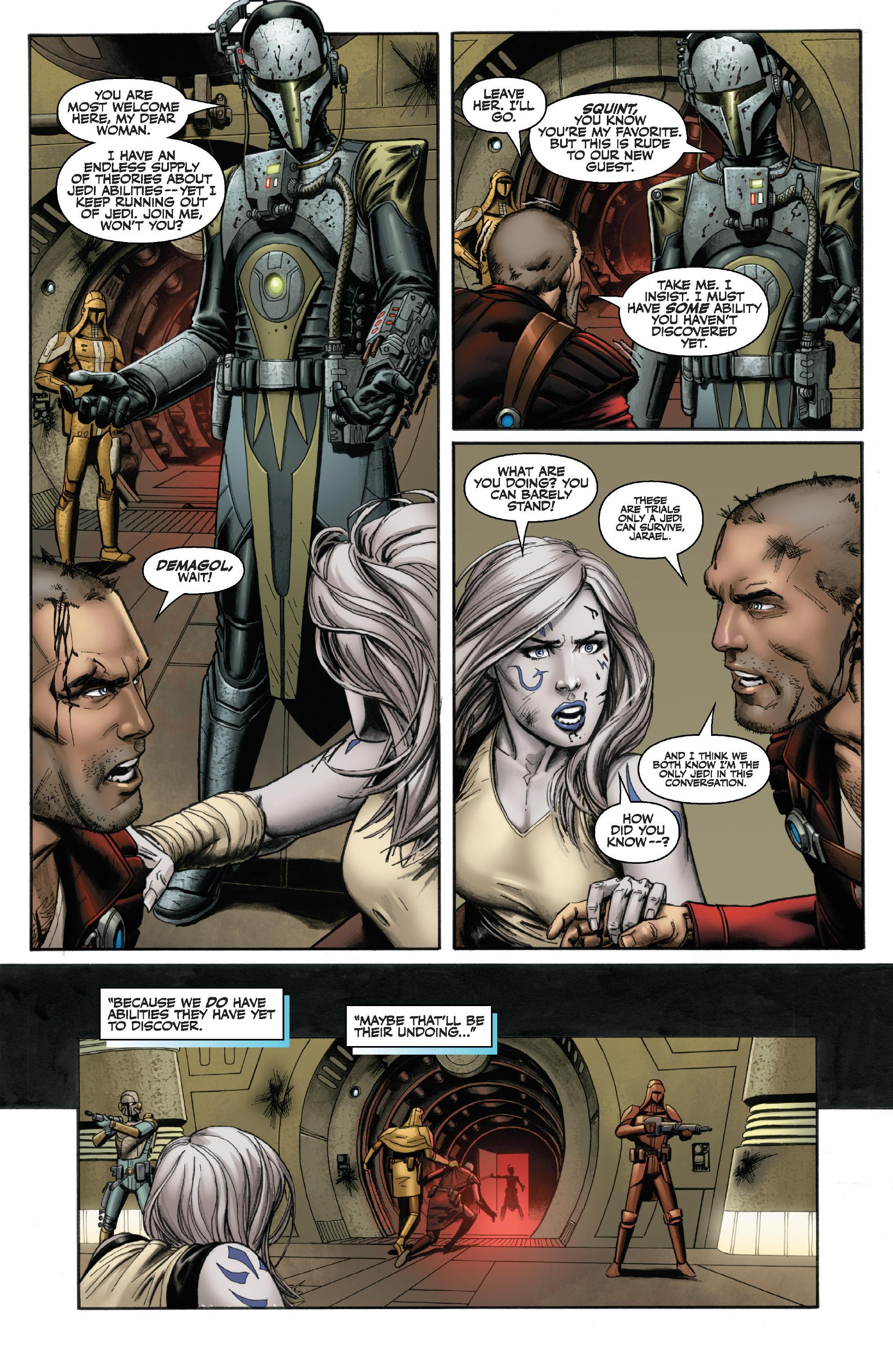 Read online Star Wars Omnibus comic -  Issue # Vol. 29 - 185