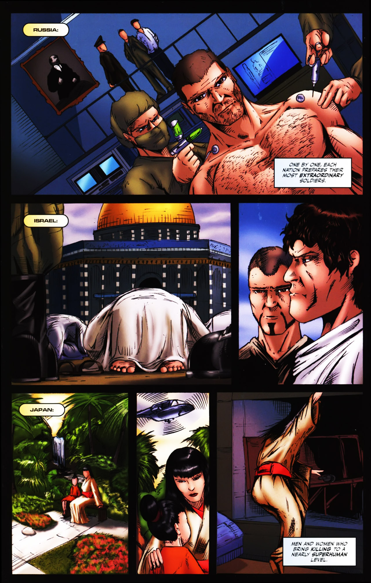 Read online Agon comic -  Issue #1 - 20