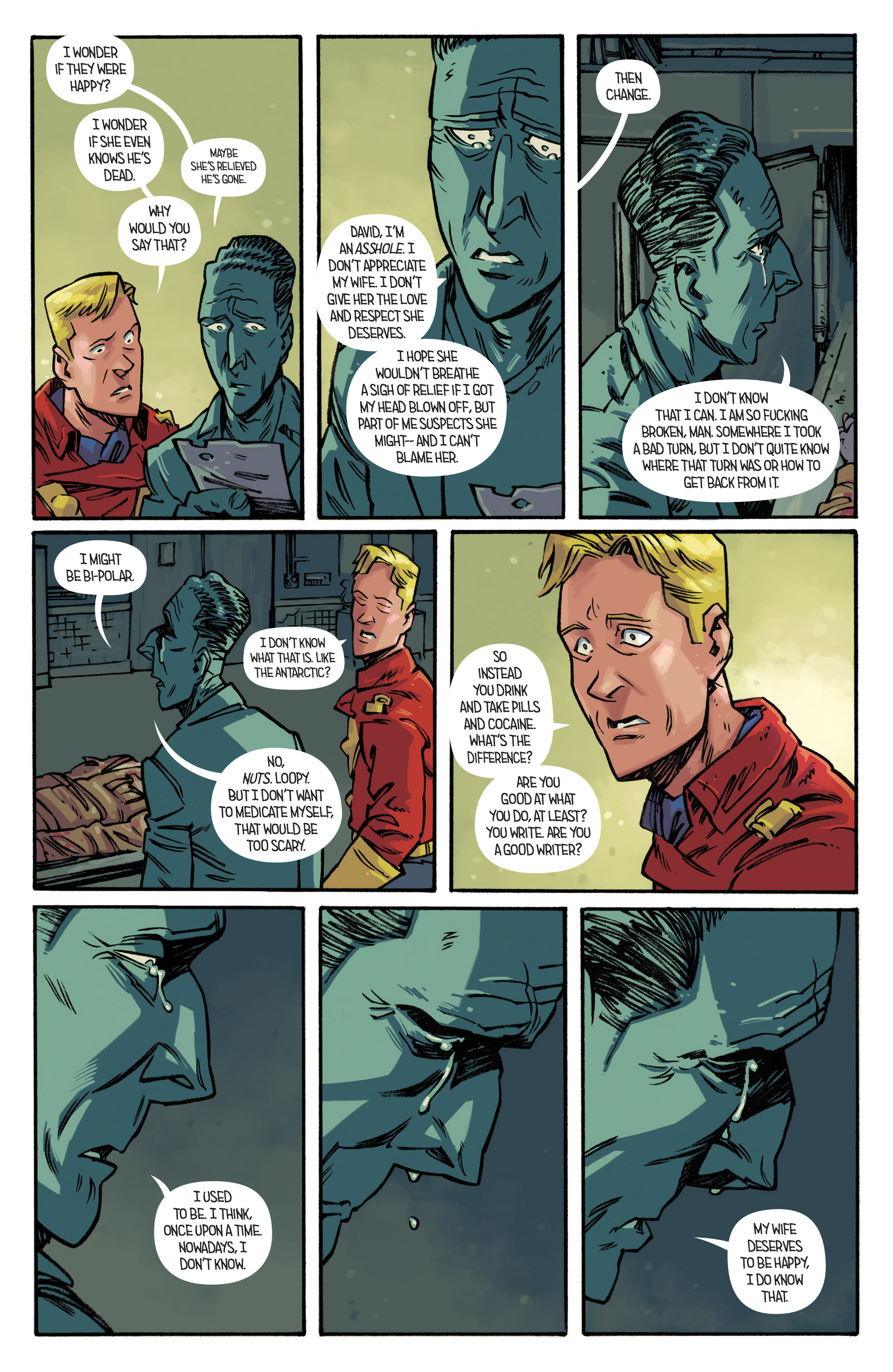 Read online Airboy comic -  Issue #3 - 17
