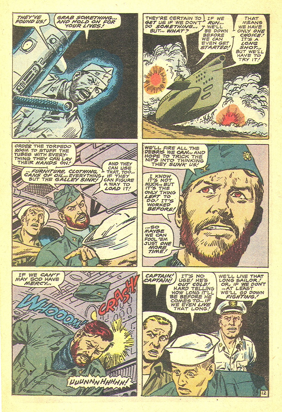 Captain Savage and his Leatherneck Raiders issue 19 - Page 18