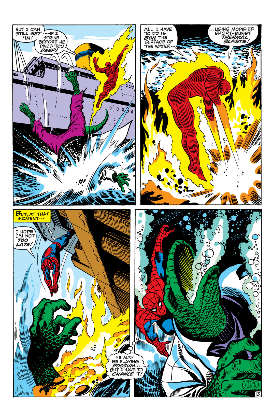 The Amazing Spider-Man (1963) 77 Page 13