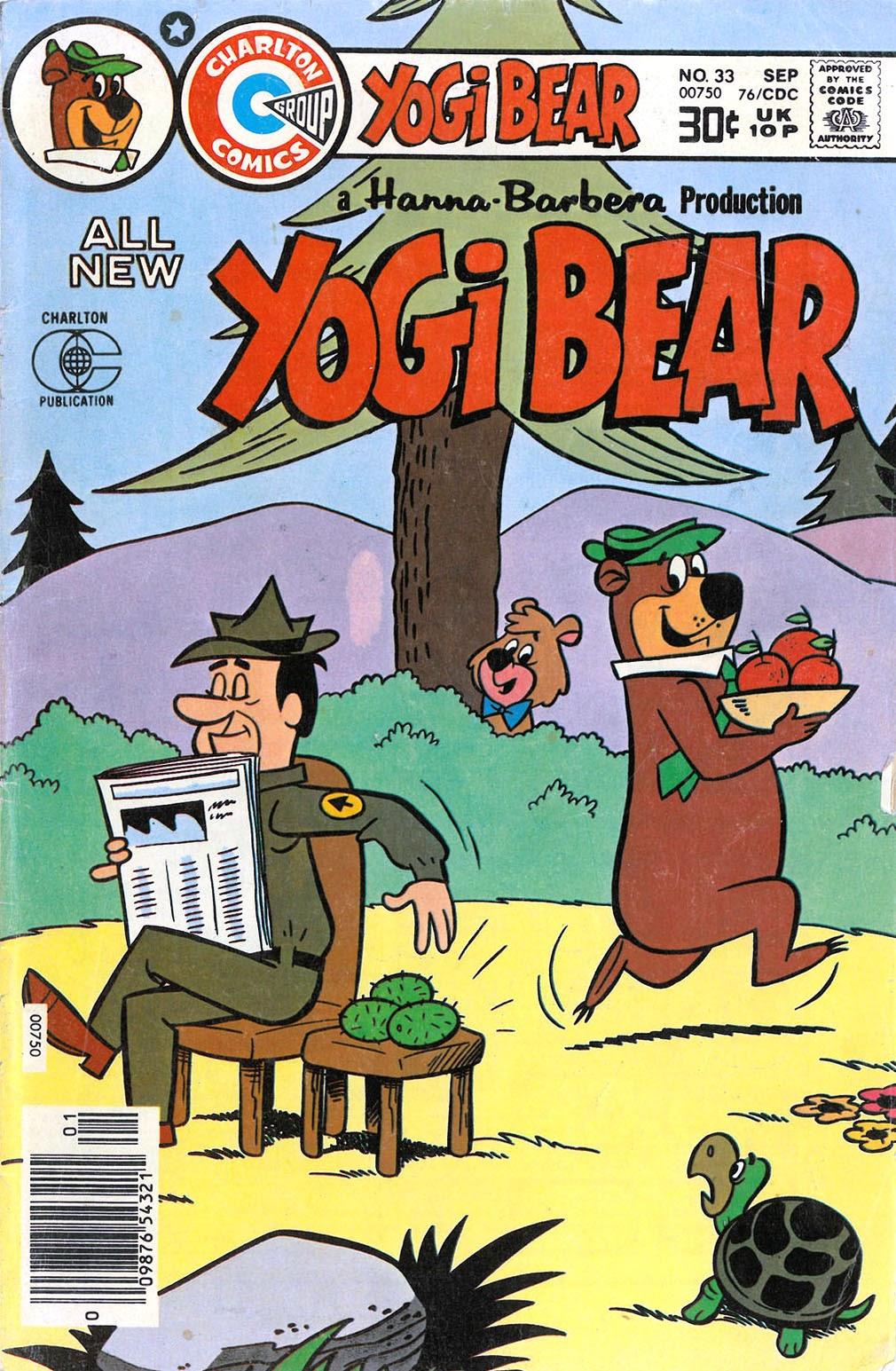 Yogi Bear (1970) 33 Page 1