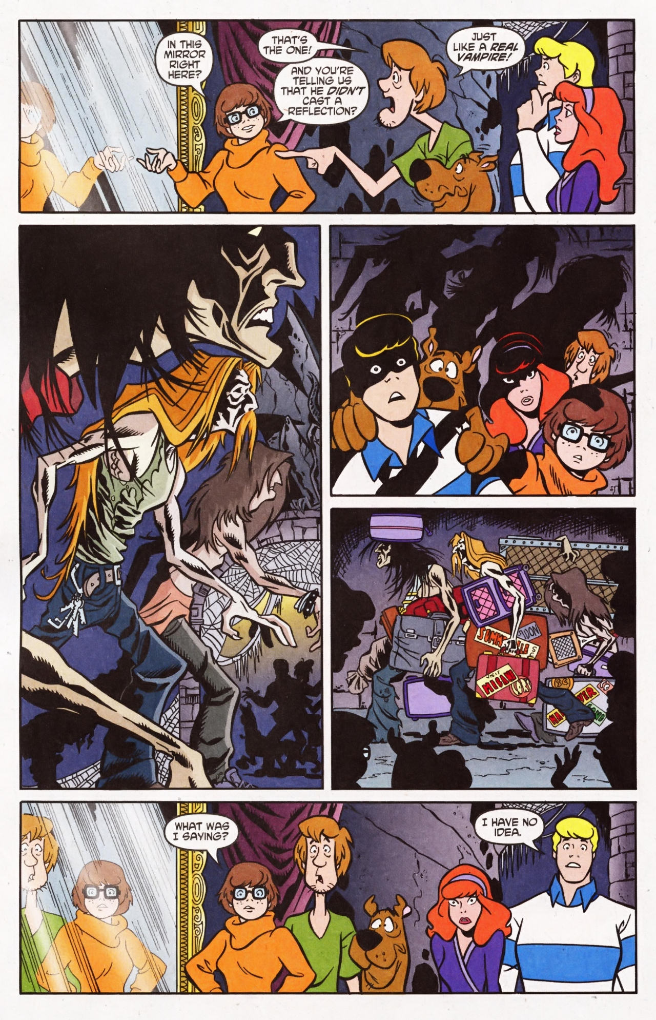 Read online Scooby-Doo (1997) comic -  Issue #137 - 6