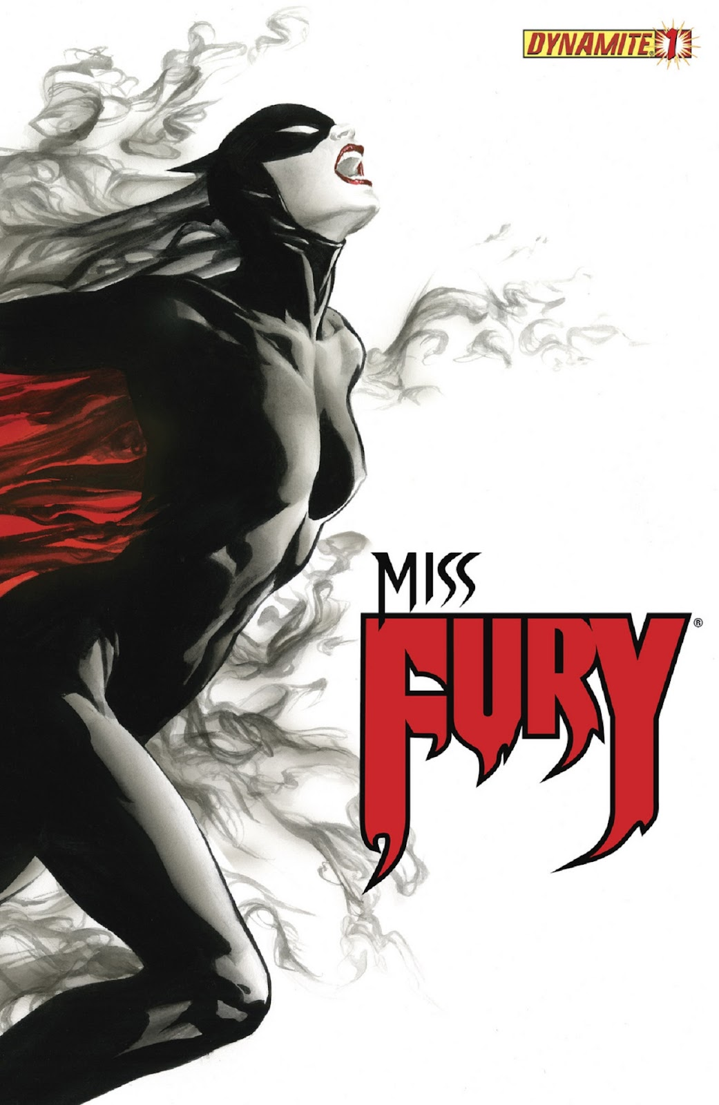 Miss Fury (2011) issue 1 - Page 1