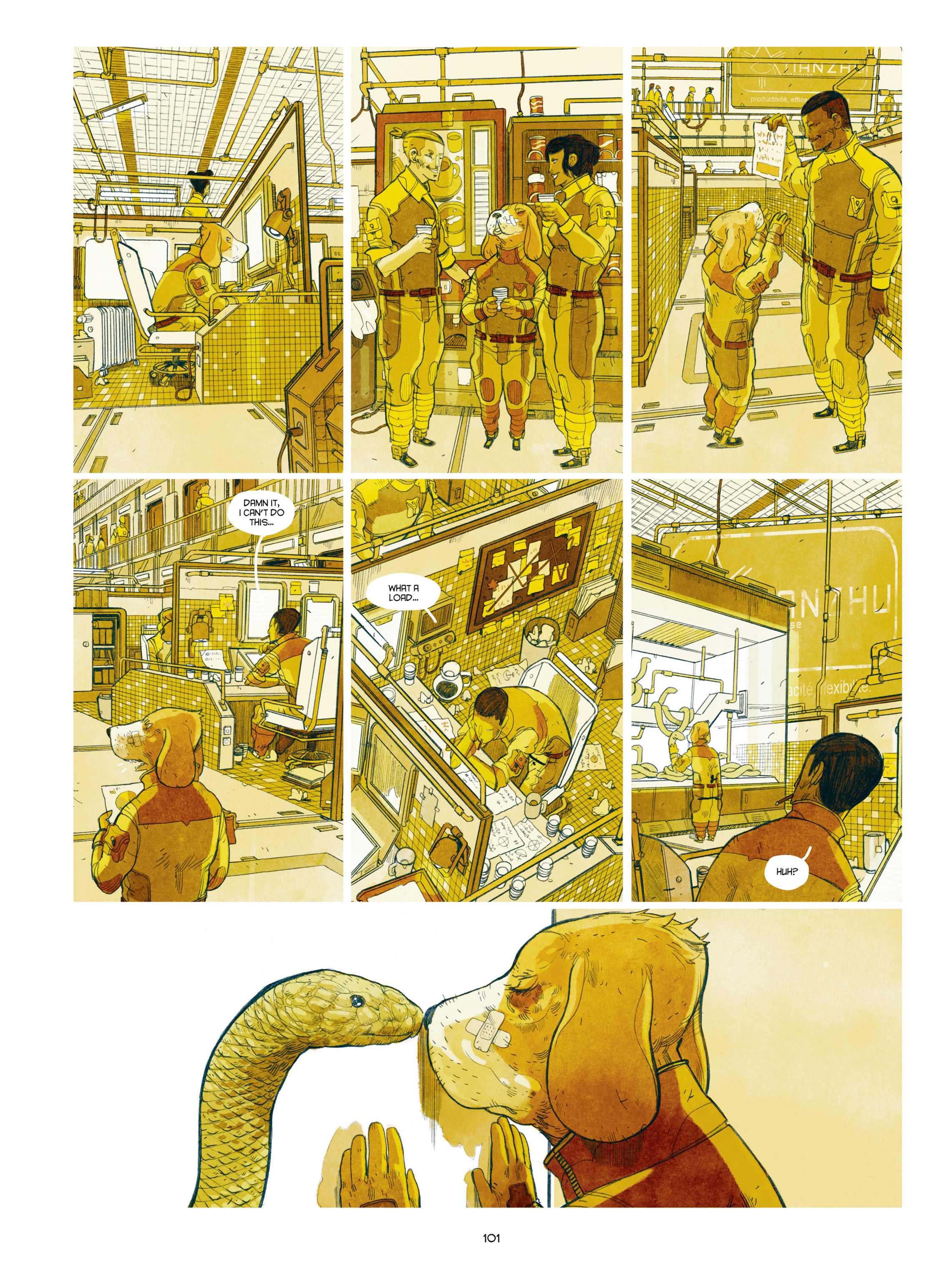 Read online Shangri-La comic -  Issue # Full - 102