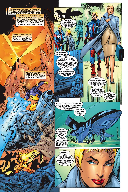 X-Men (1991) 86 Page 8