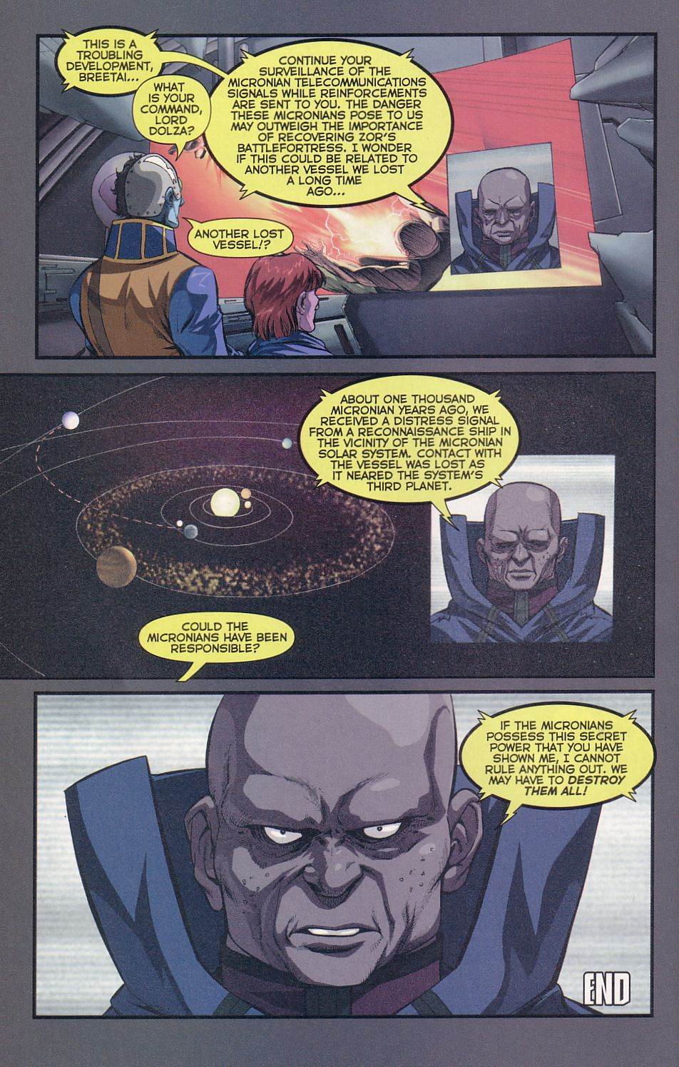 Read online Robotech: Love and War comic -  Issue #6 - 24