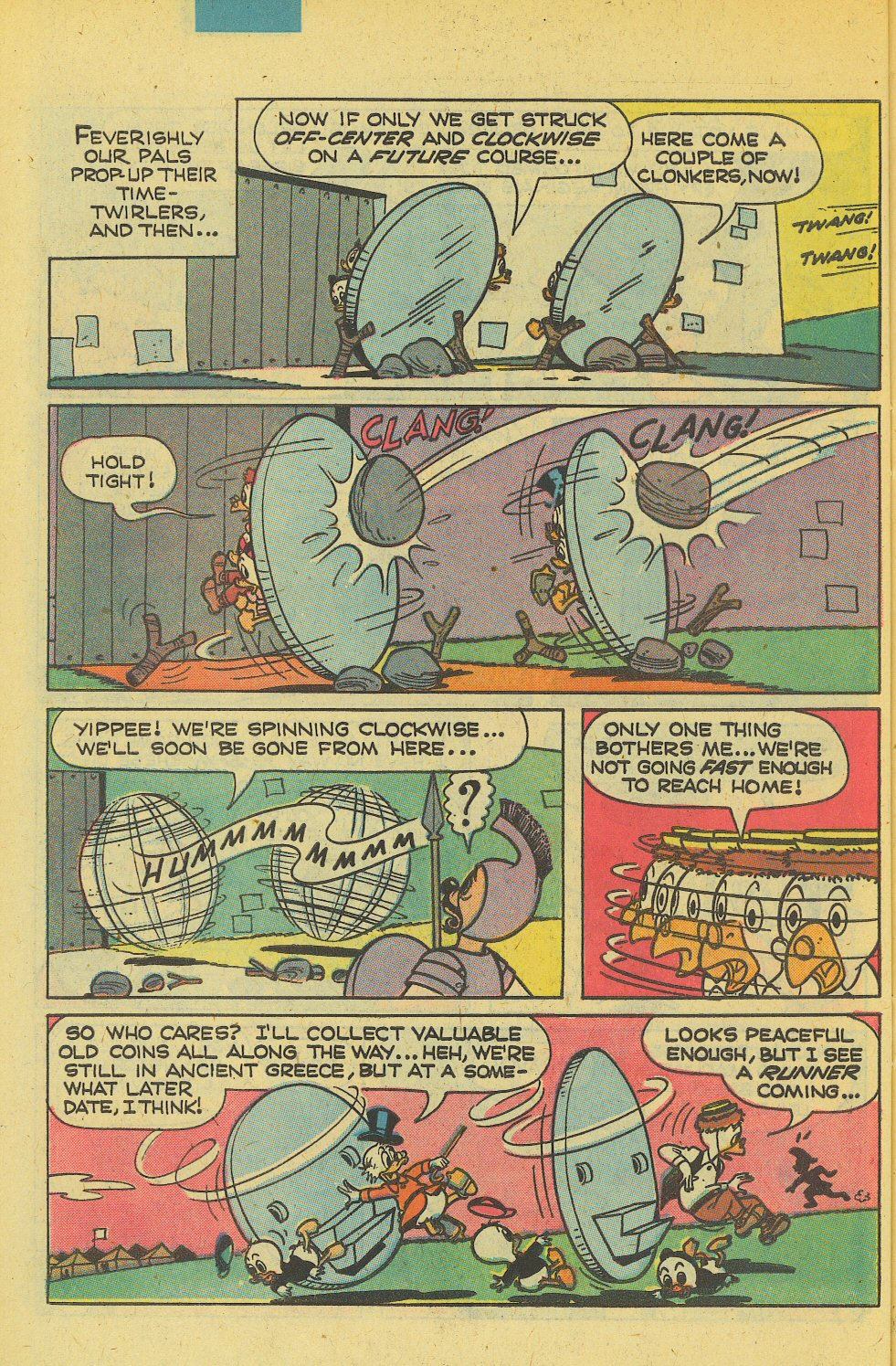 Read online Uncle Scrooge (1953) comic -  Issue #169 - 10