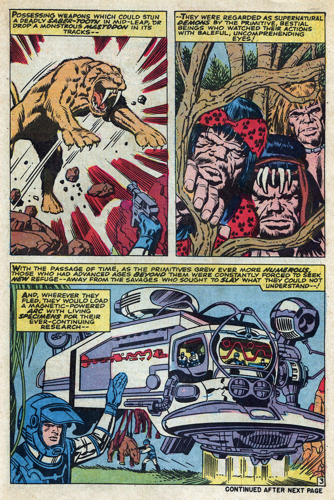 Read online Amazing Adventures (1970) comic -  Issue #10 - 27