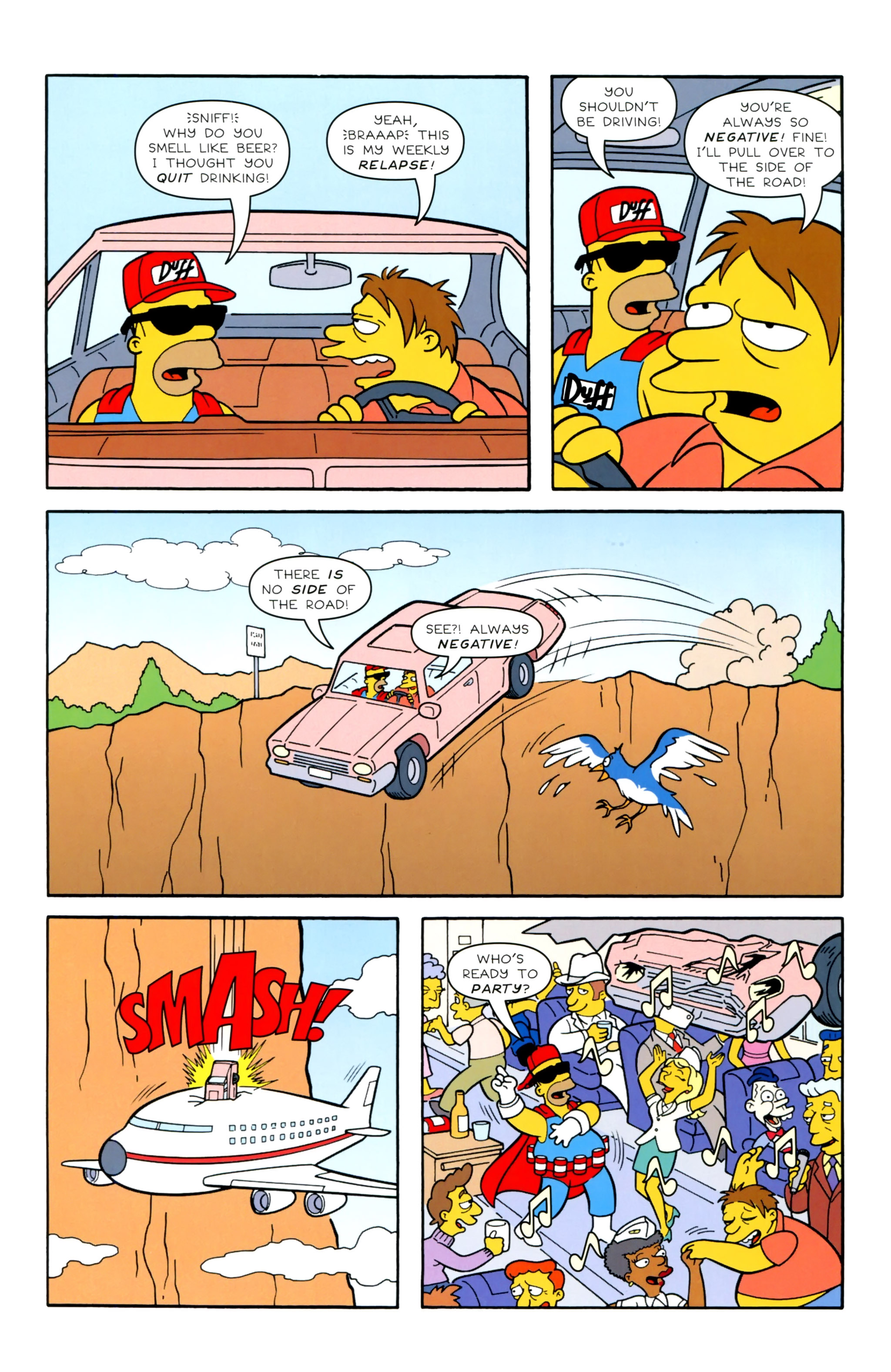 Read online Simpsons Illustrated (2012) comic -  Issue #20 - 18
