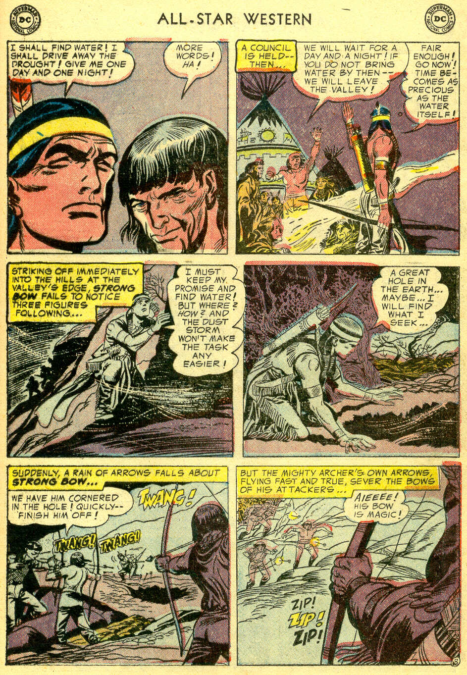 Read online All-Star Western (1951) comic -  Issue #78 - 13