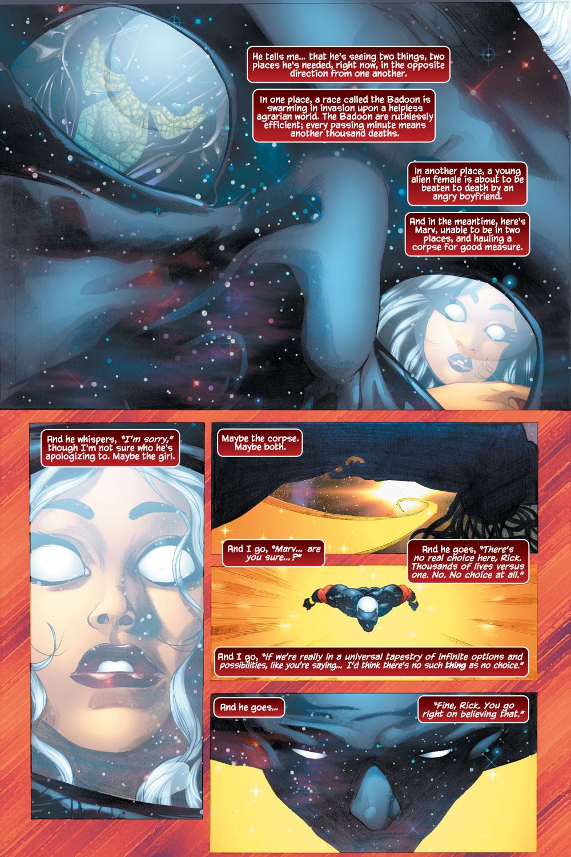 Captain Marvel (2002) Issue #1 #1 - English 16