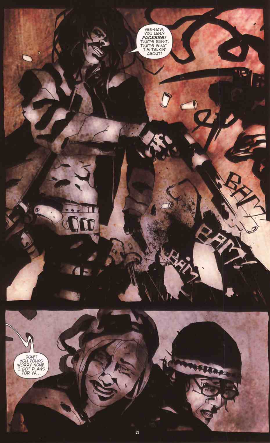 Read online Silent Hill: The Grinning Man comic -  Issue # Full - 24
