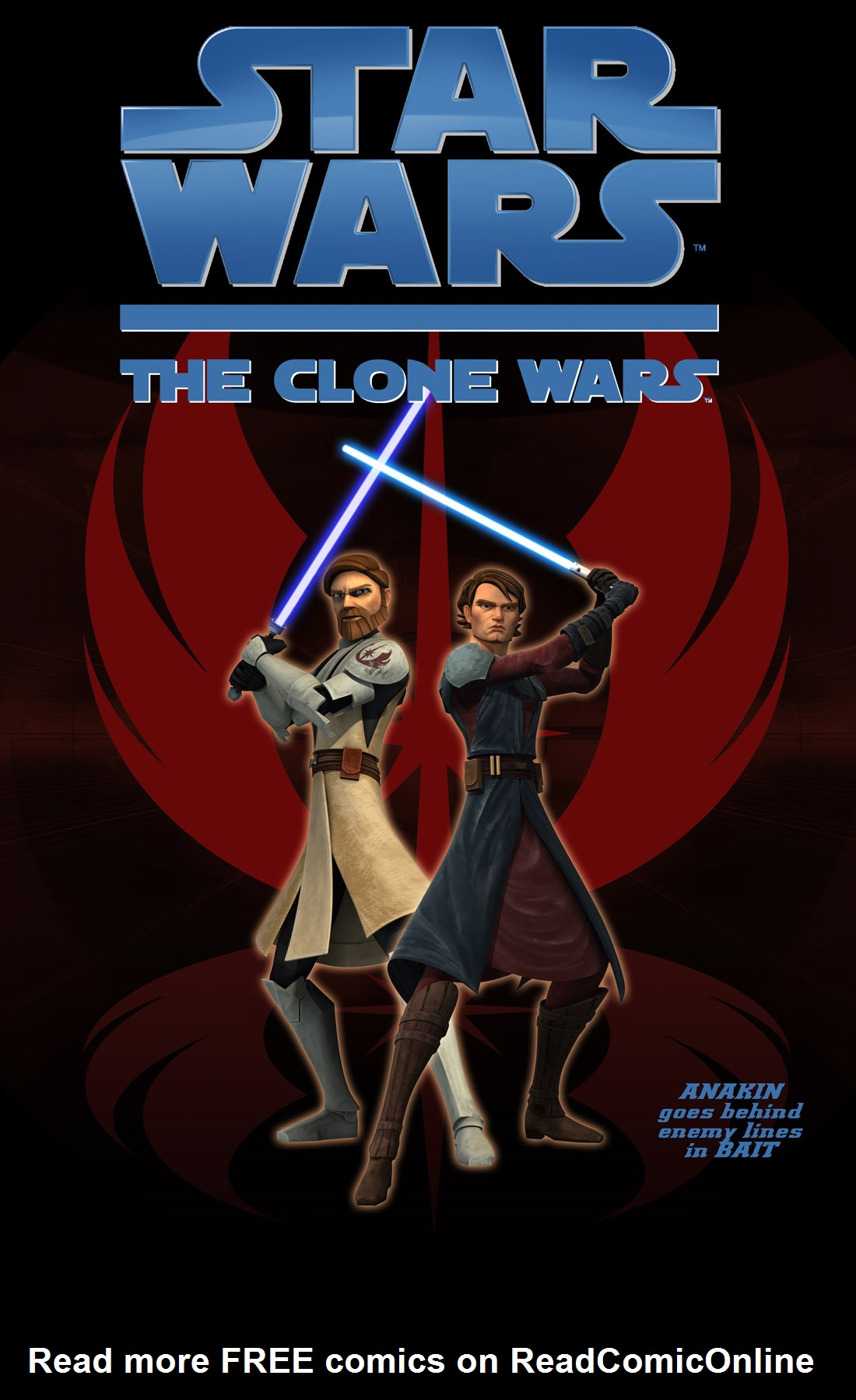 Read online Star Wars: Tales From The Clone Wars comic -  Issue # TPB - 74