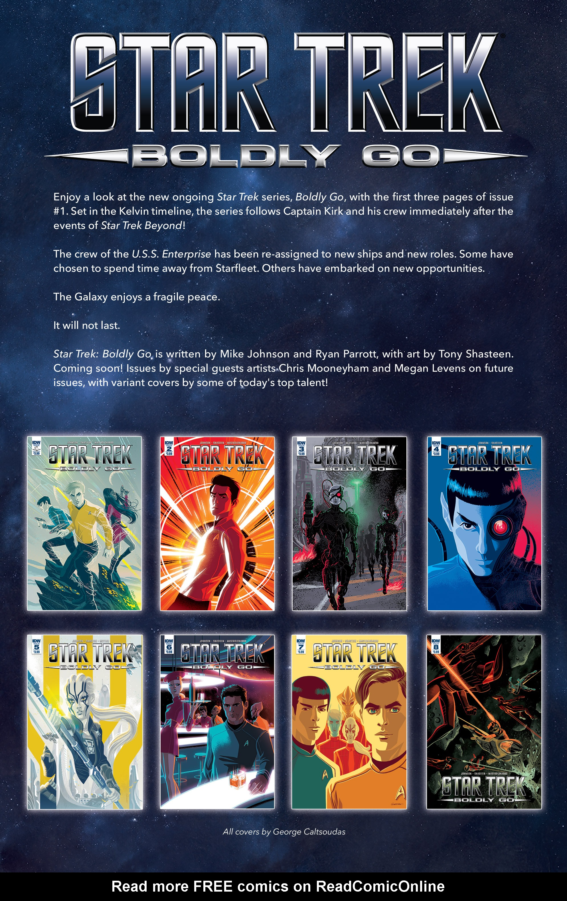 Read online Star Trek: Deviations comic -  Issue # Full - 34