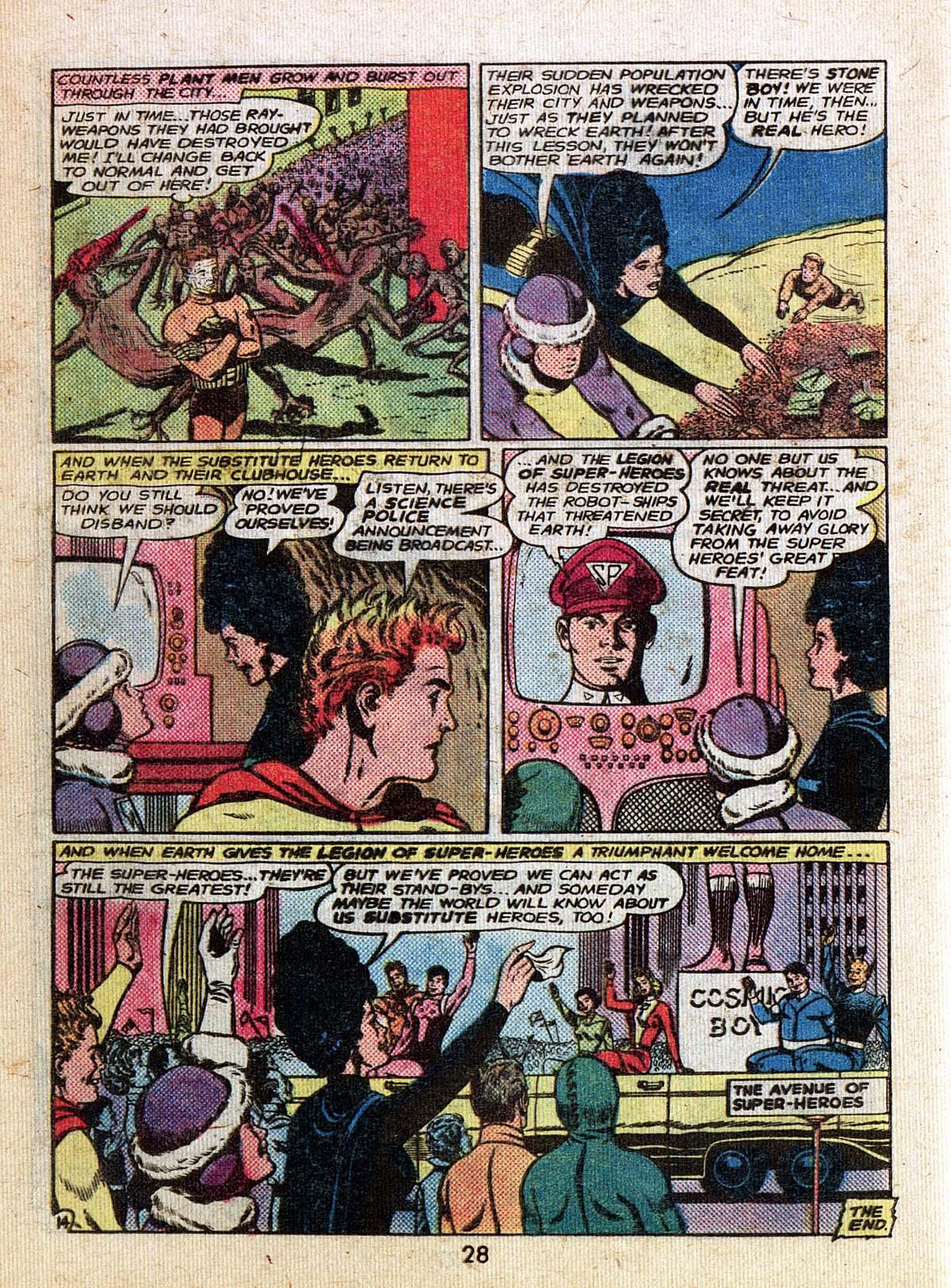Read online Adventure Comics (1938) comic -  Issue #500 - 28