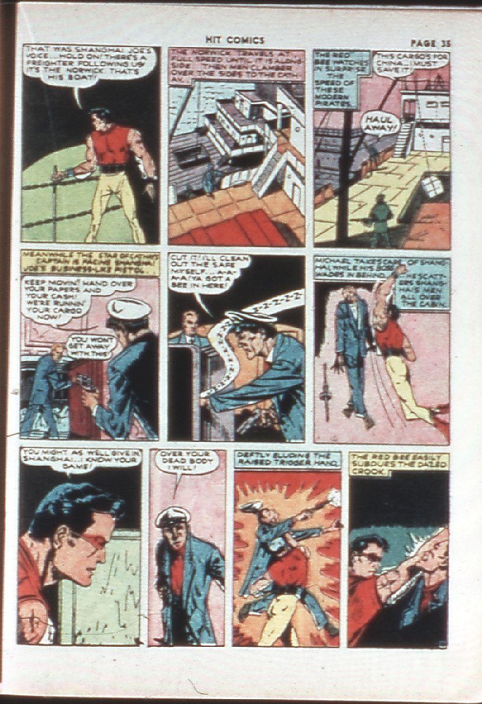 Read online Hit Comics comic -  Issue #10 - 37