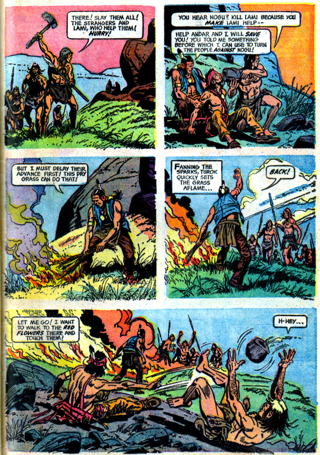 Read online Turok, Son of Stone comic -  Issue #62 - 29