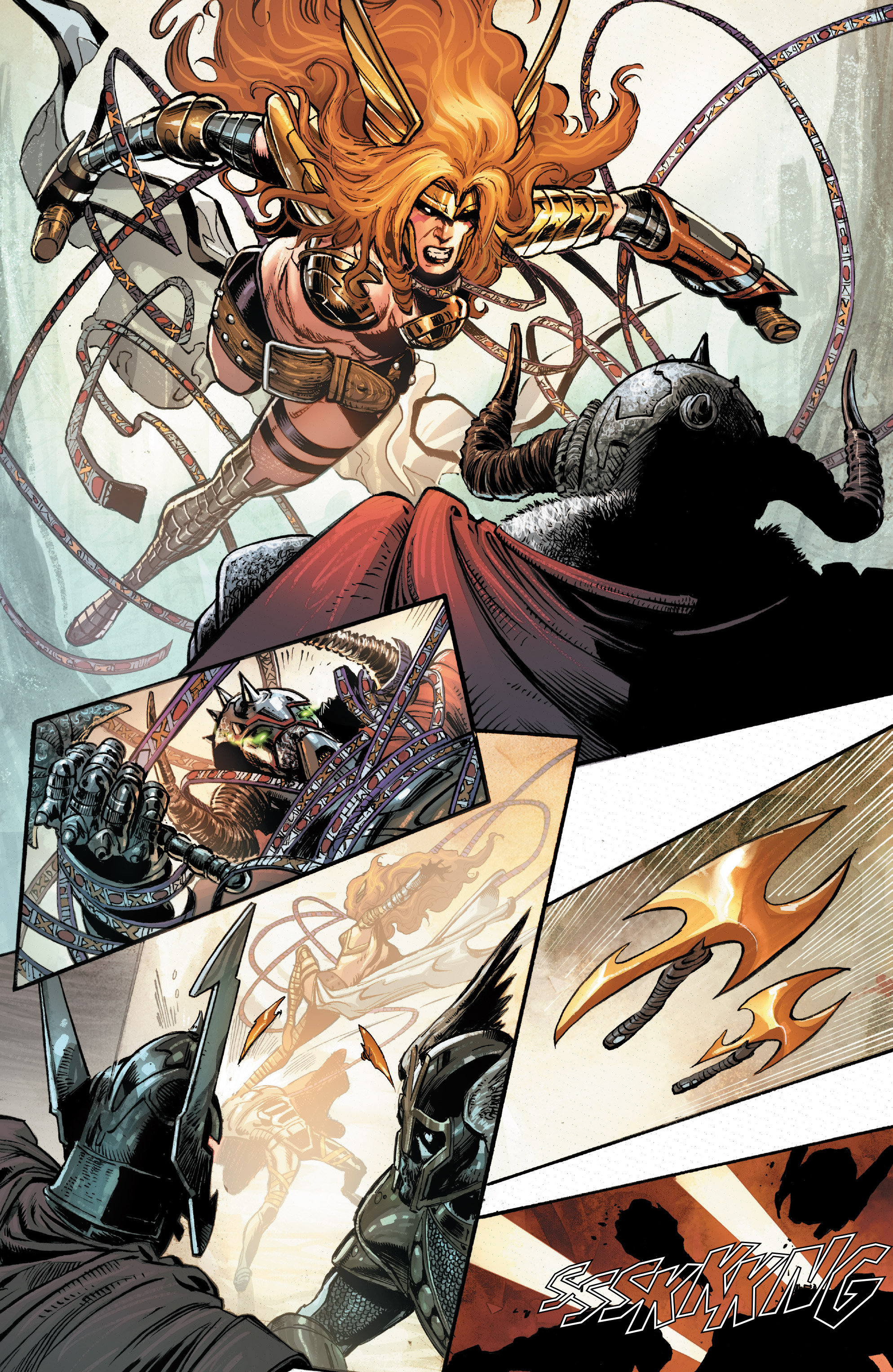 Read online Angela: Asgard's Assassin comic -  Issue #1 - 11