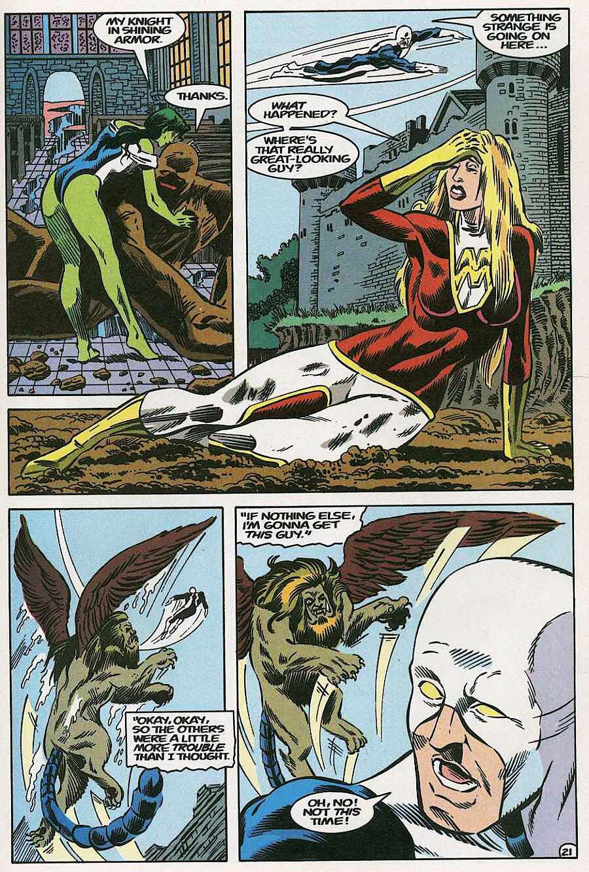 Elementals (1984) issue 19 - Page 23