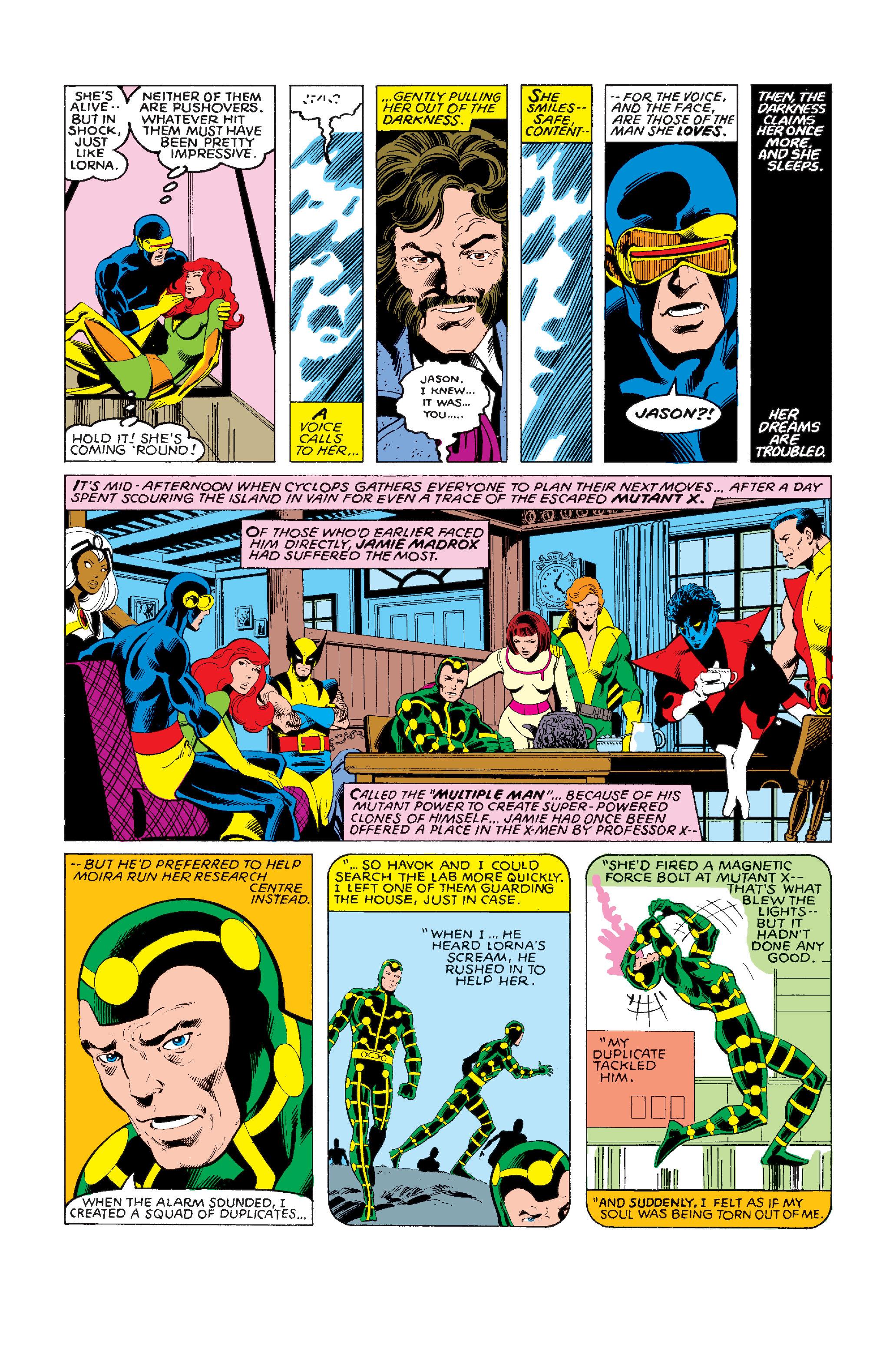 Read online Uncanny X-Men (1963) comic -  Issue #126 - 8